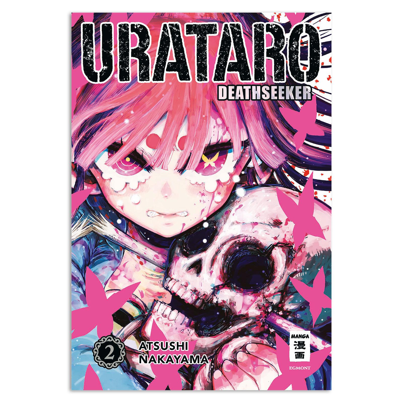 Urataro - Band 2 Taschenbuch