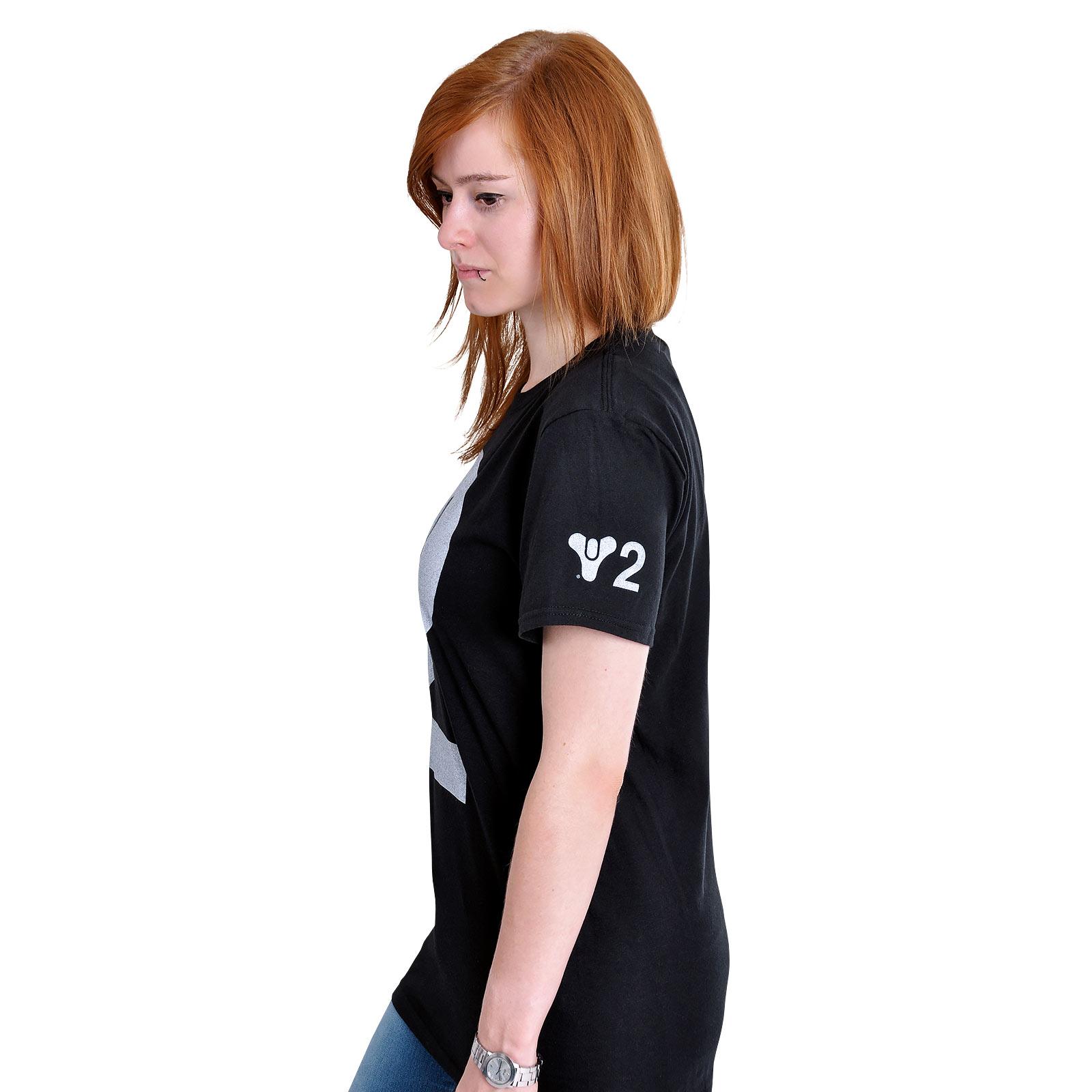 Destiny - Logo T-Shirt schwarz