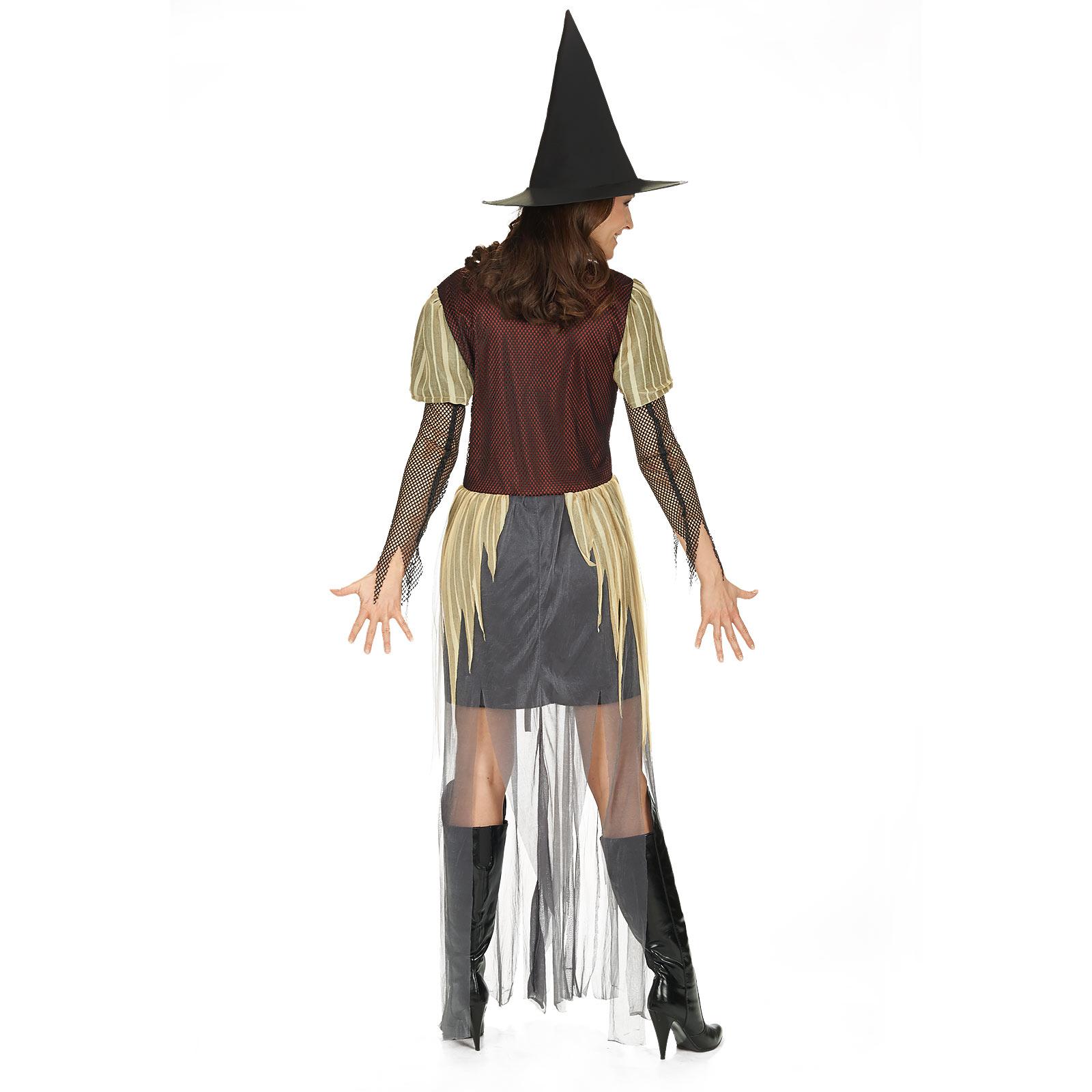 Hexenkleid - Kostüm