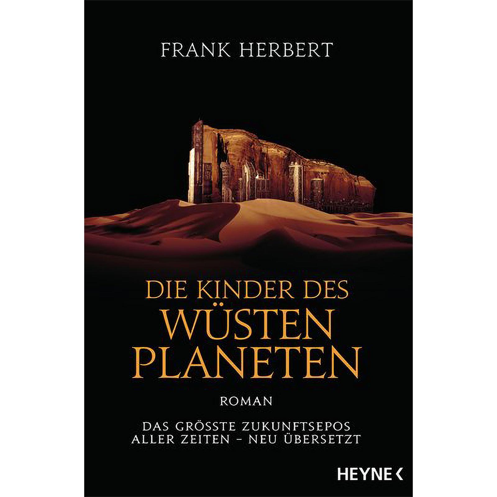 Die Kinder des Wüstenplaneten - Roman