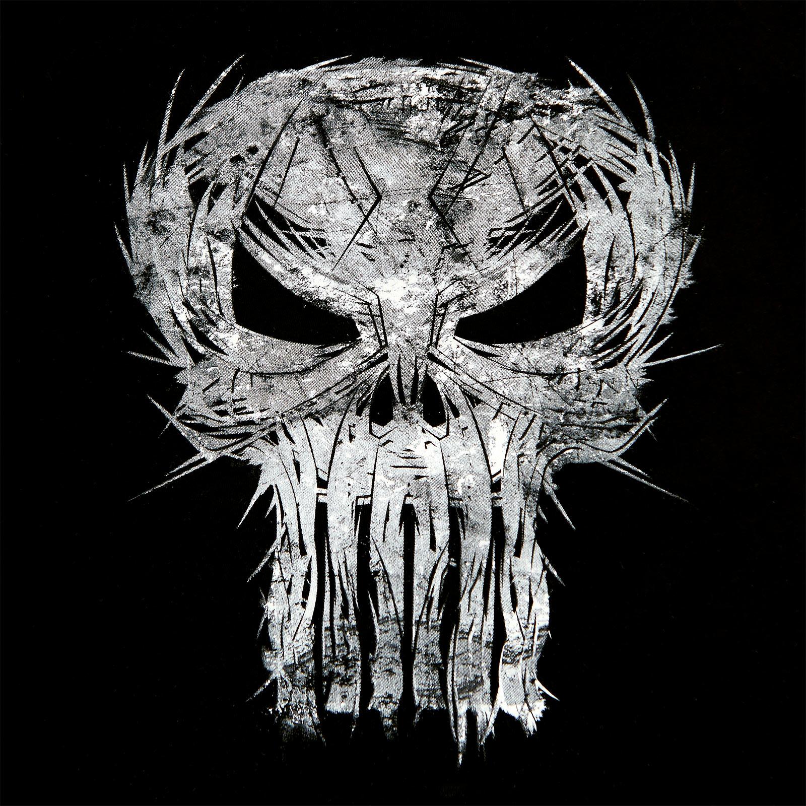 Punisher - Skull Tank Top schwarz