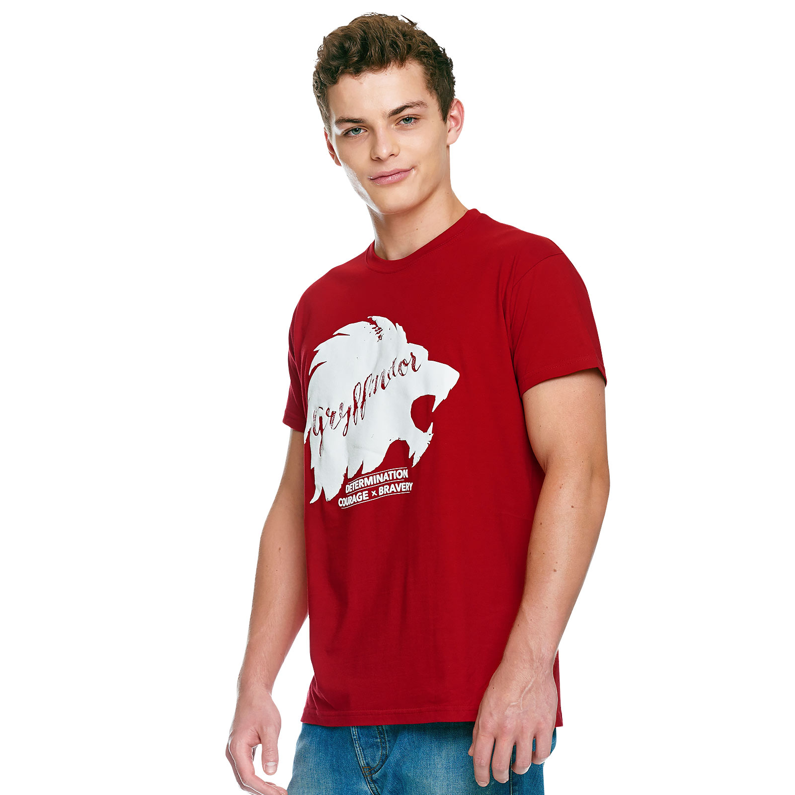 Harry Potter - Gryffindor House Pride T-Shirt rot