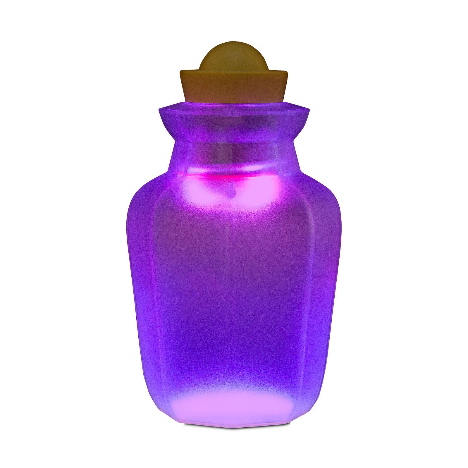 Zelda - Zaubertrank Tischlampe