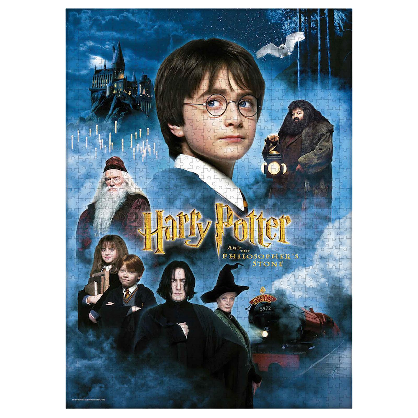 Harry Potter - Der Stein der Weisen Puzzle