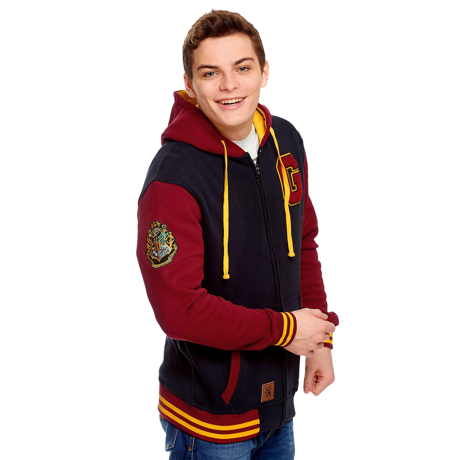 Harry Potter - Proud Gryffindor Kapuzenjacke