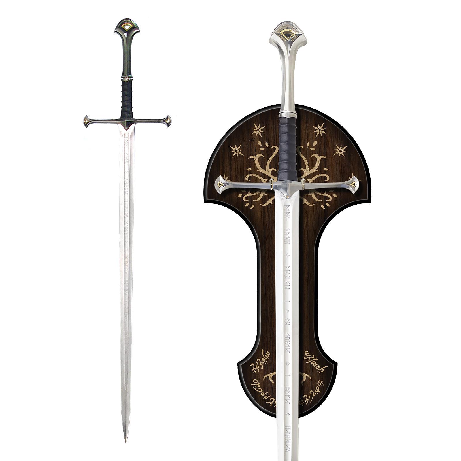 Schwert Anduril - Die Flamme des Westens