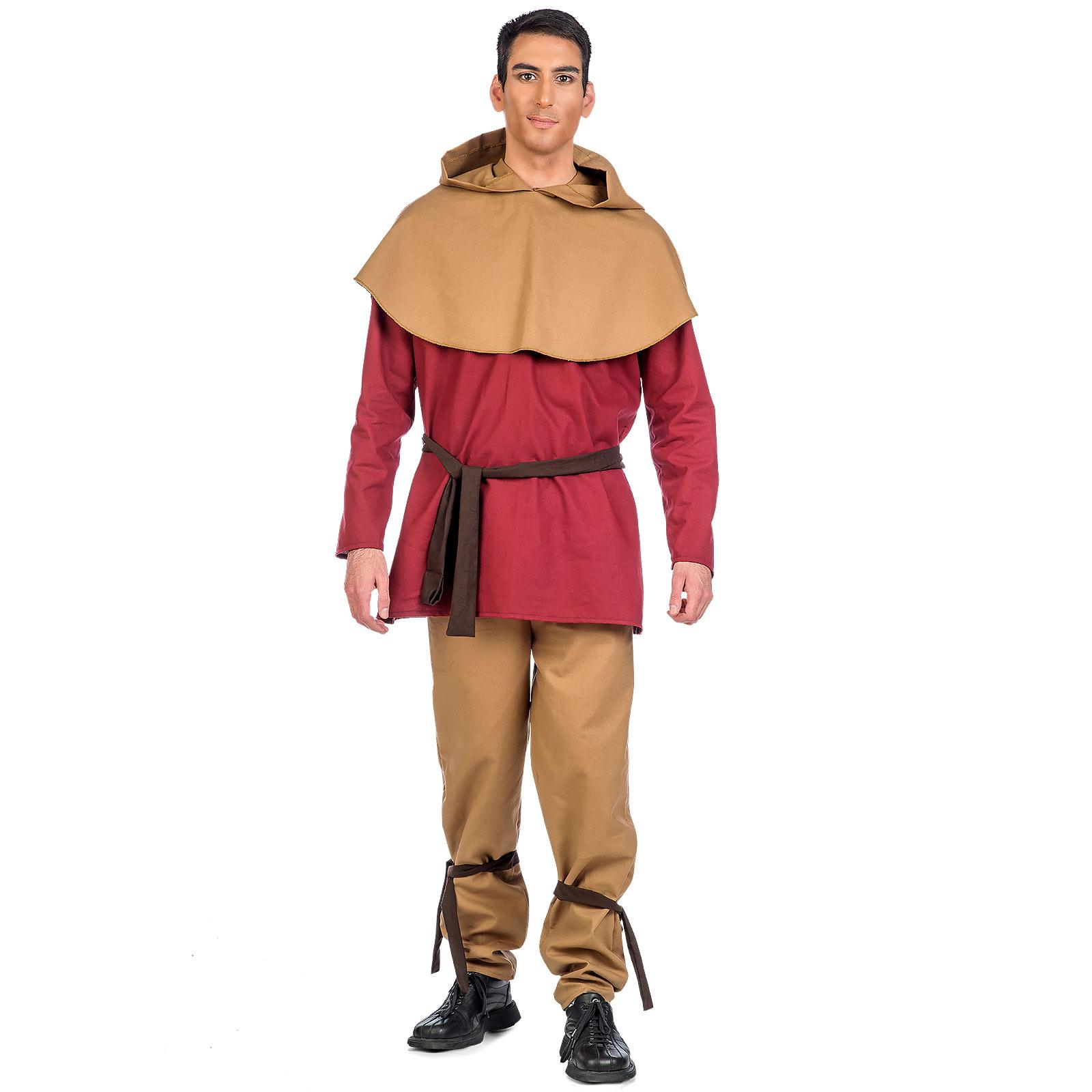 Mittelalter Knappe Telmo - Kostüm