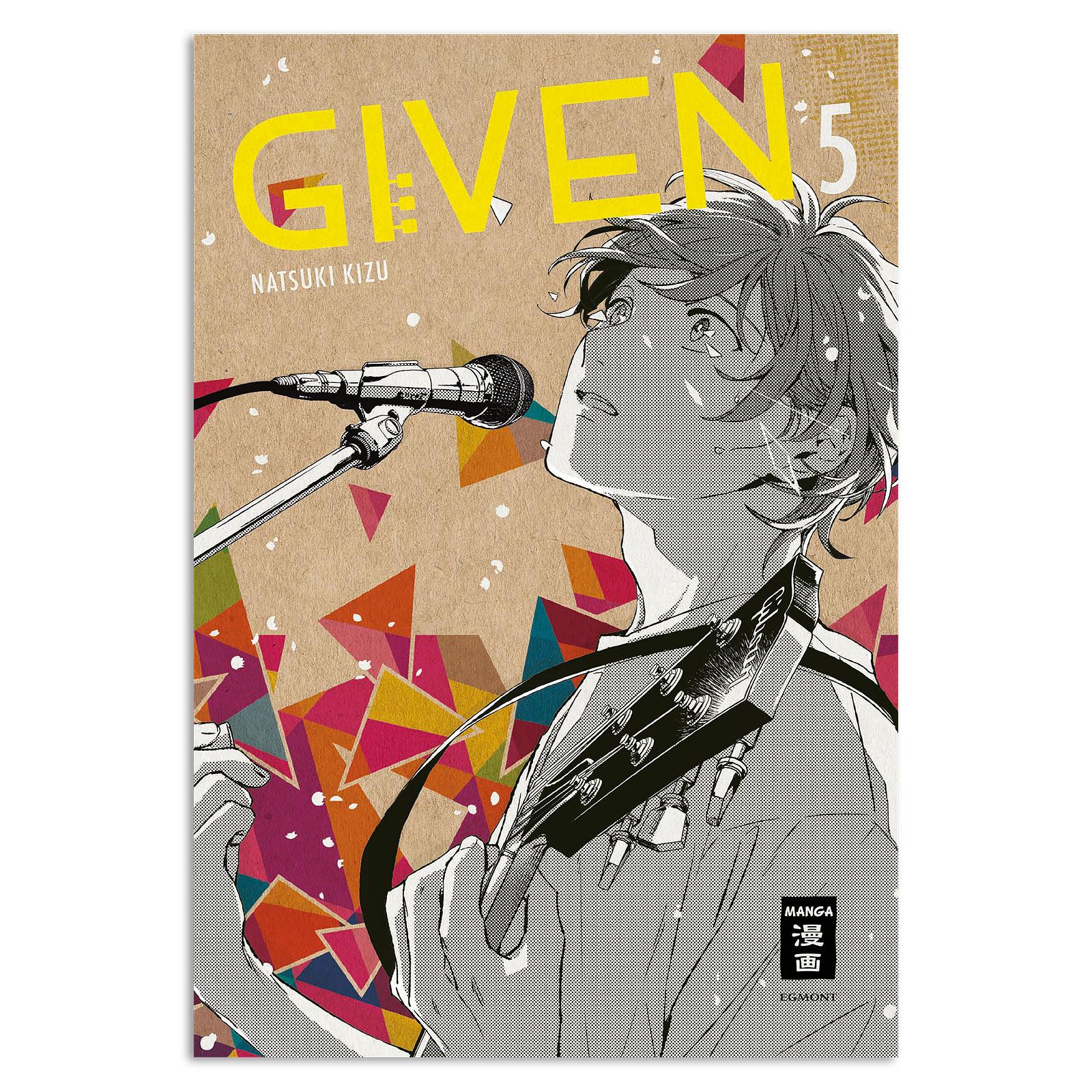 Given - Band 5 Taschenbuch
