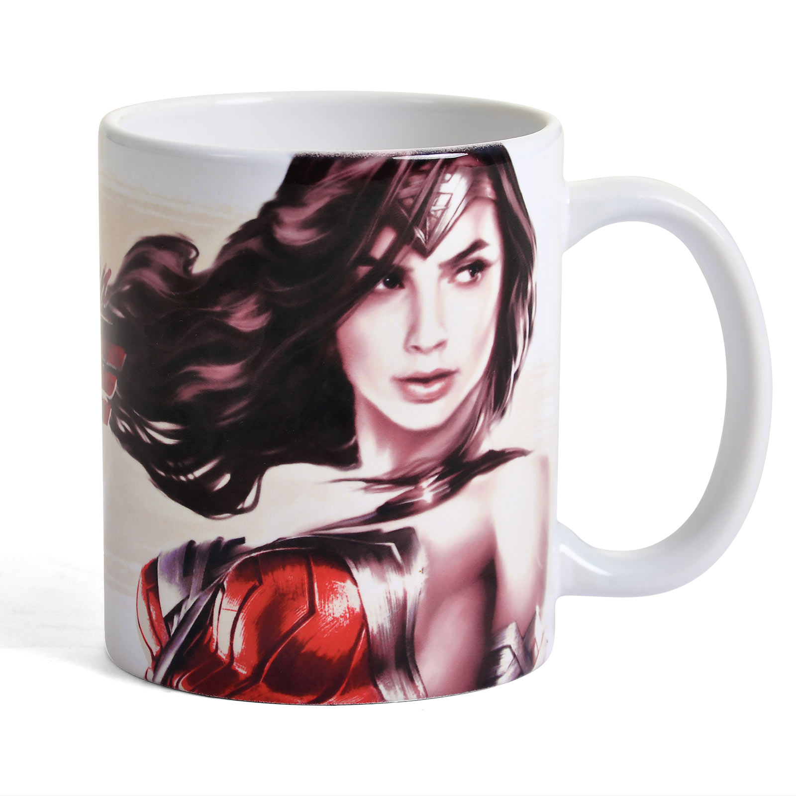 Wonder Woman - Diana Prince Tasse