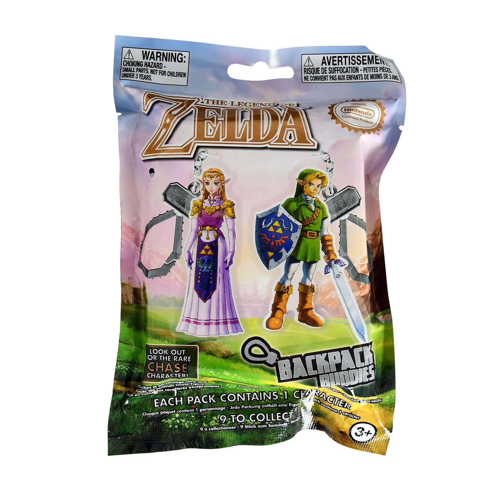 Zelda - Mystery Backpack Buddies Figur Anhänger