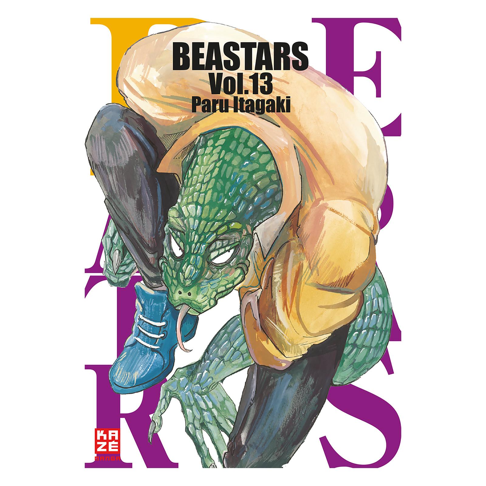 Beastars - Band 13 Taschenbuch