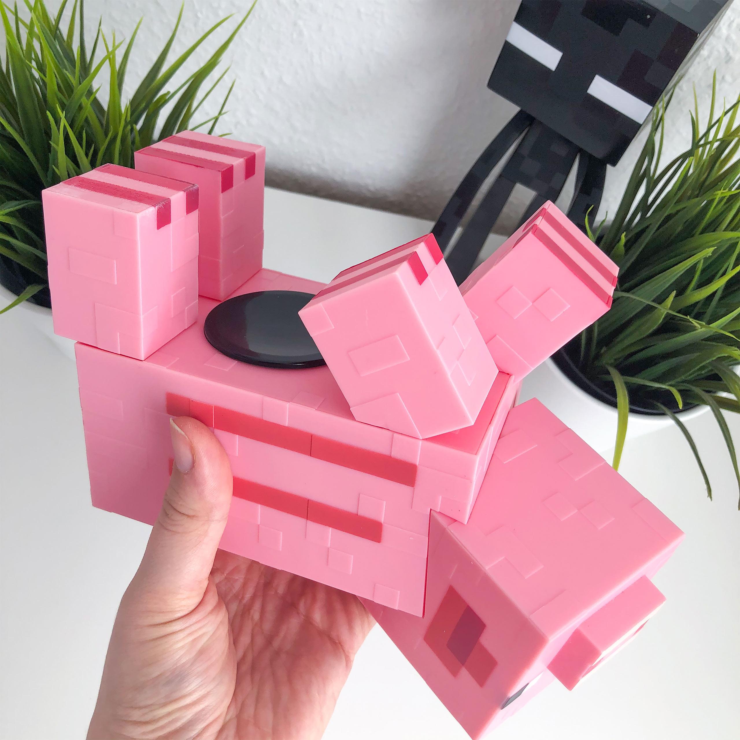 Minecraft - Pixel Schwein Spardose