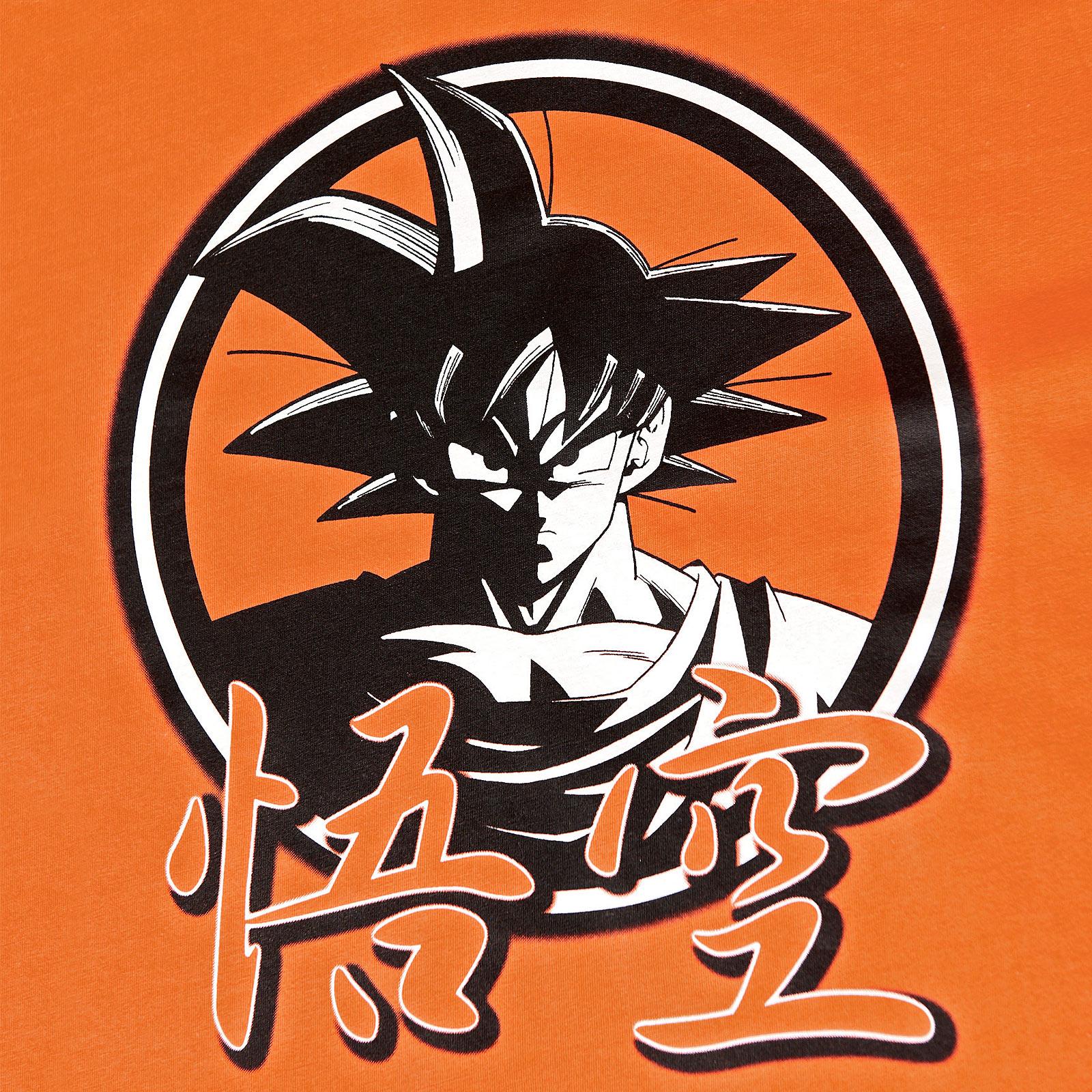 Dragon Ball Z - Goku Pyjama kurz