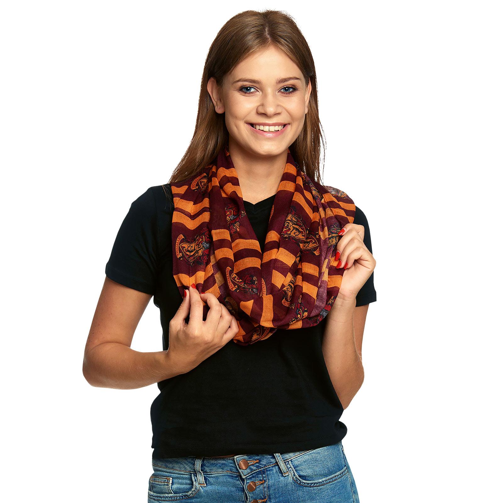Harry Potter - Gryffindor Loop Schal