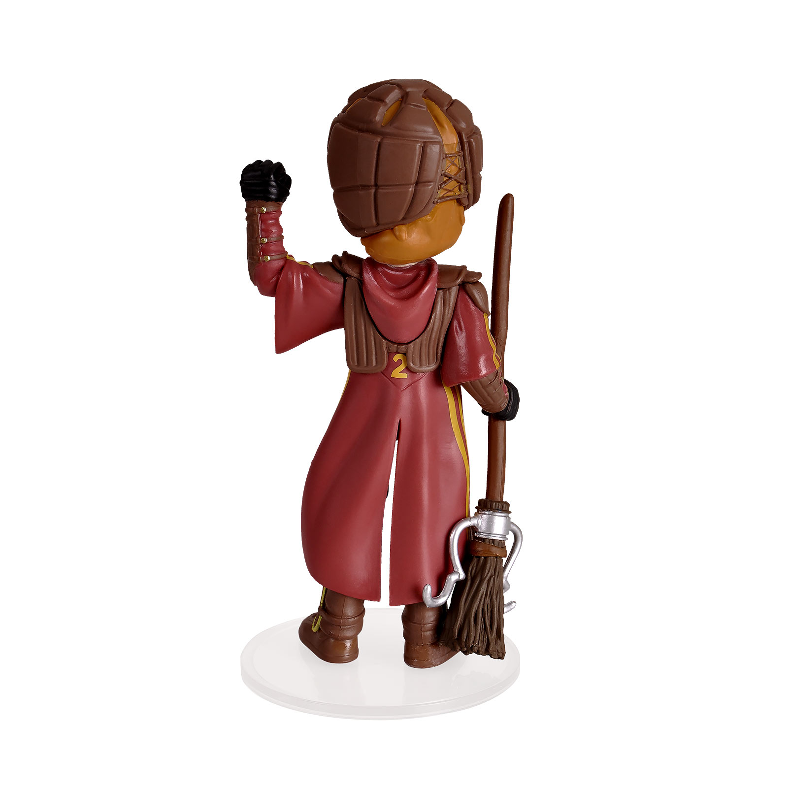 Harry Potter - Ron in Quidditch Uniform Rock Candy Figur