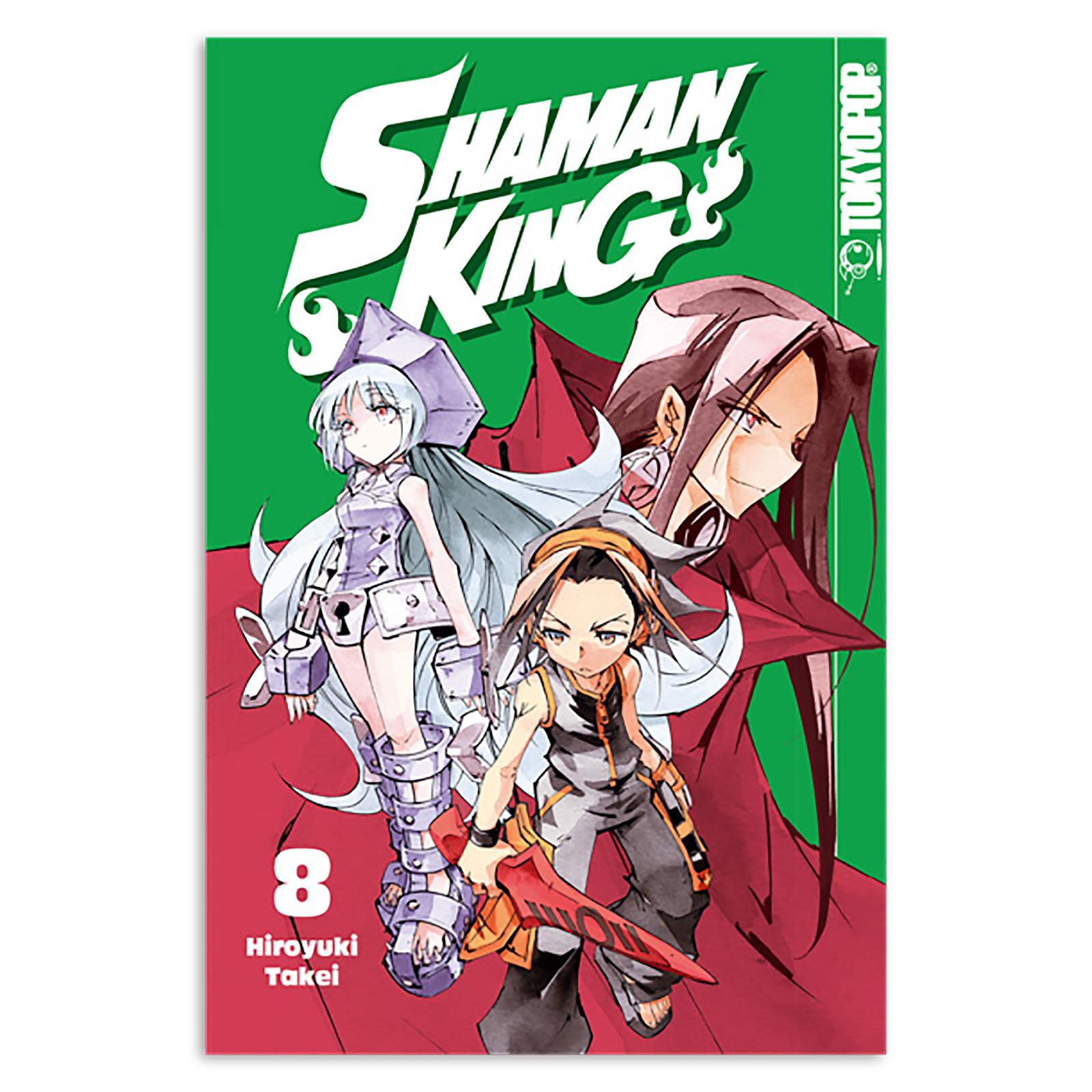 Shaman King - Band 8 Taschenbuch
