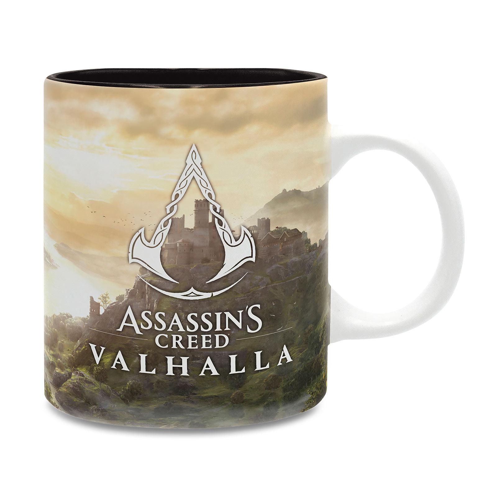 Assassin's Creed - Valhalla Landscape Tasse