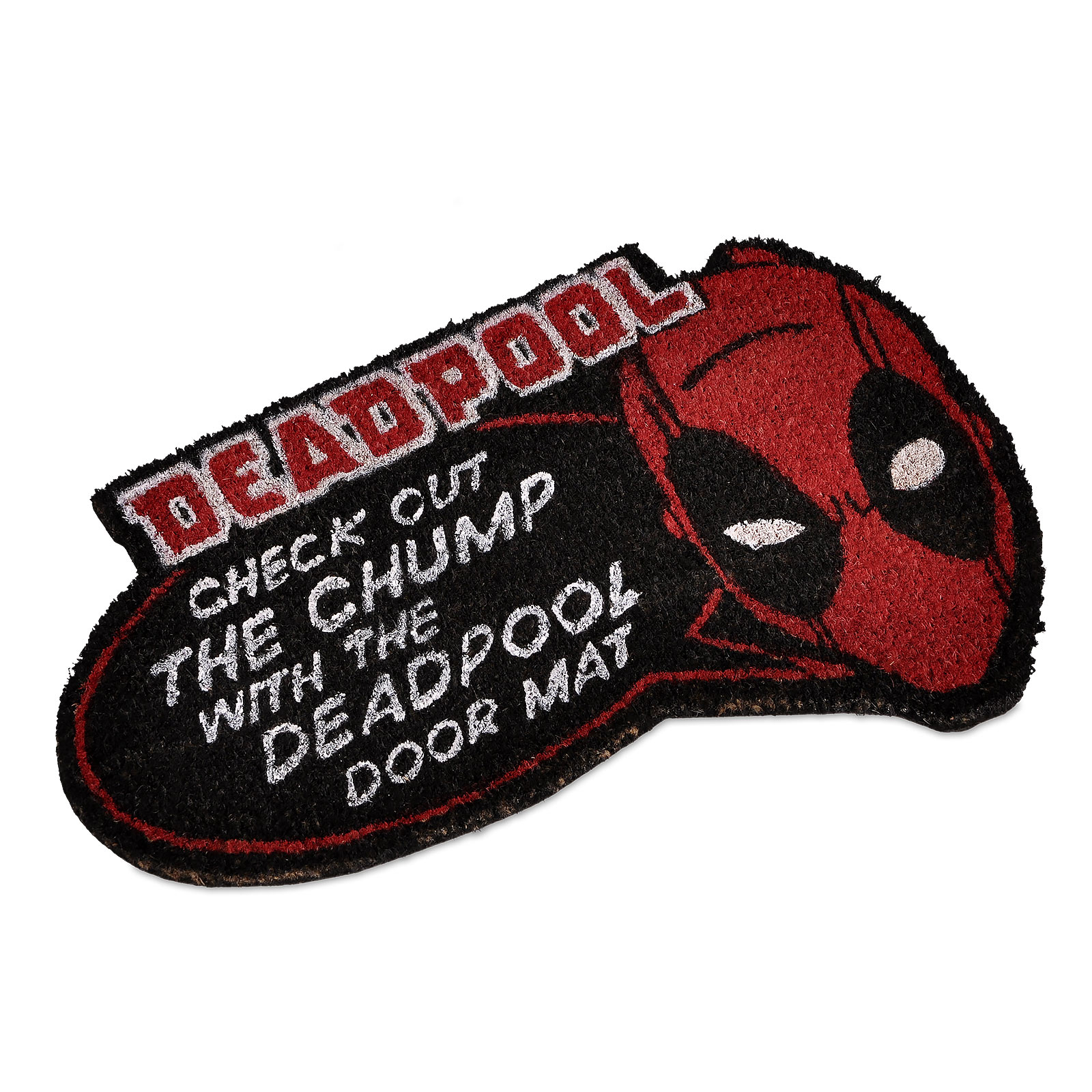 Deadpool - Check out Fußmatte