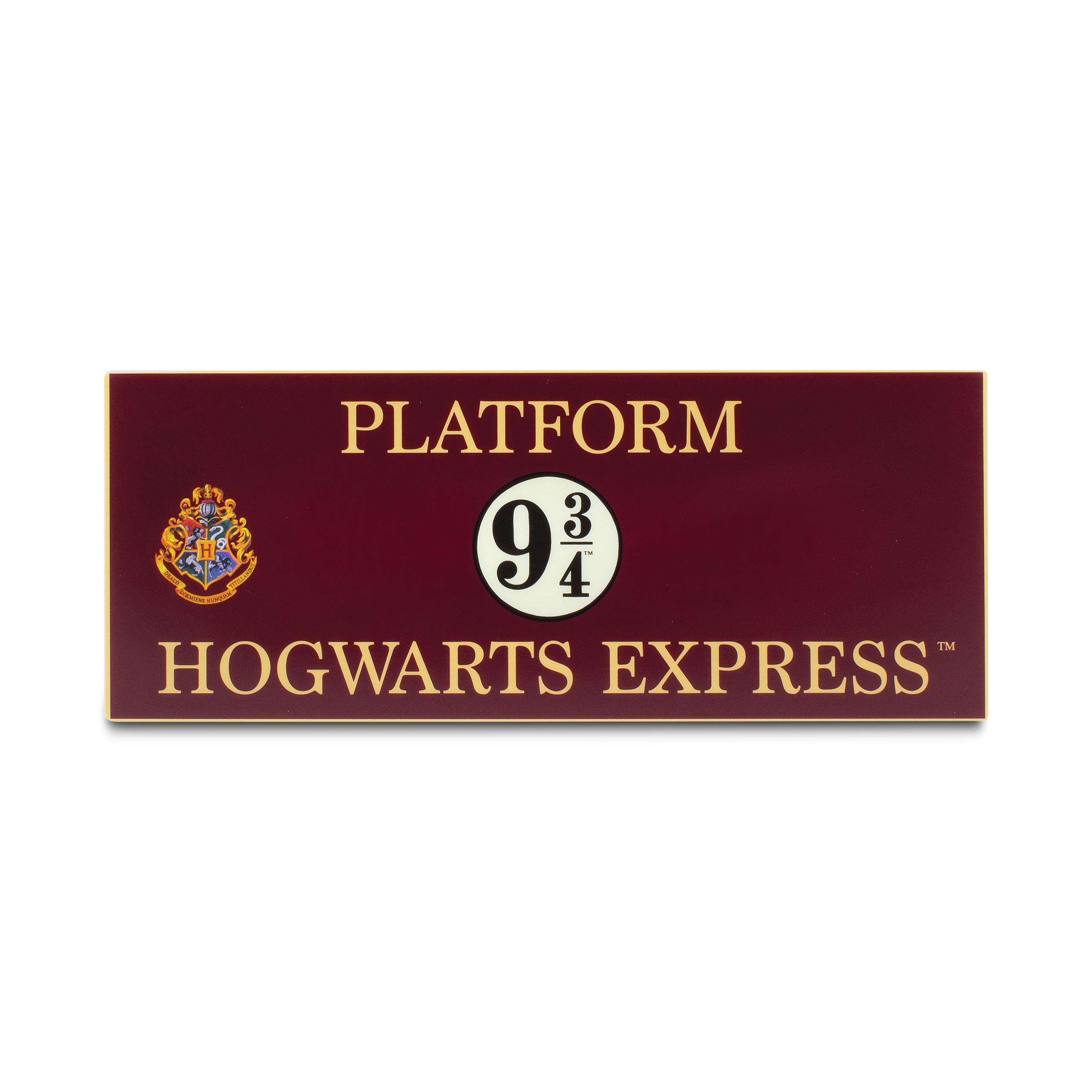 Harry Potter - Hogwarts Express Wandlampe