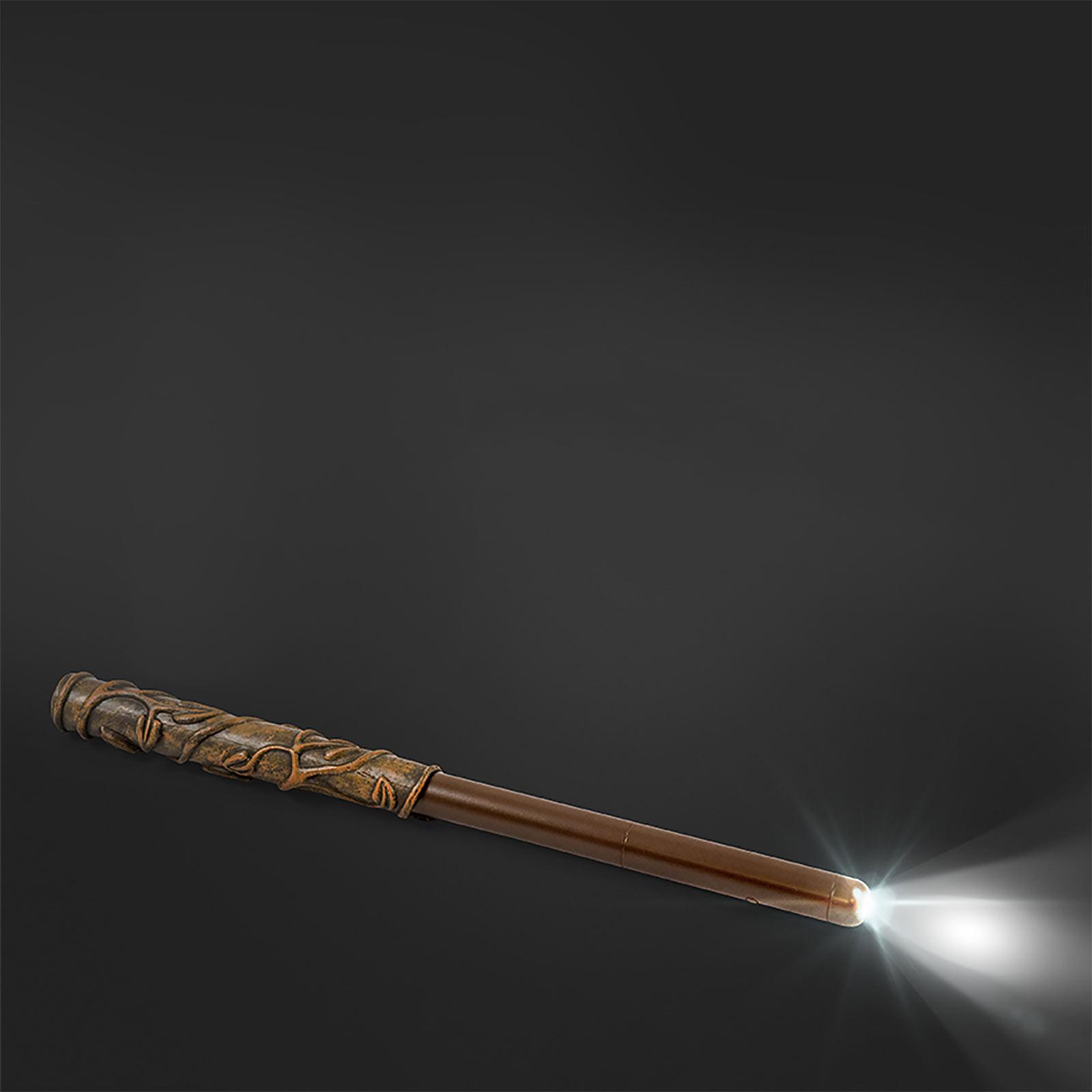 Harry Potter - Hermine Granger Zauberstab Stift mit Leuchtfunktion
