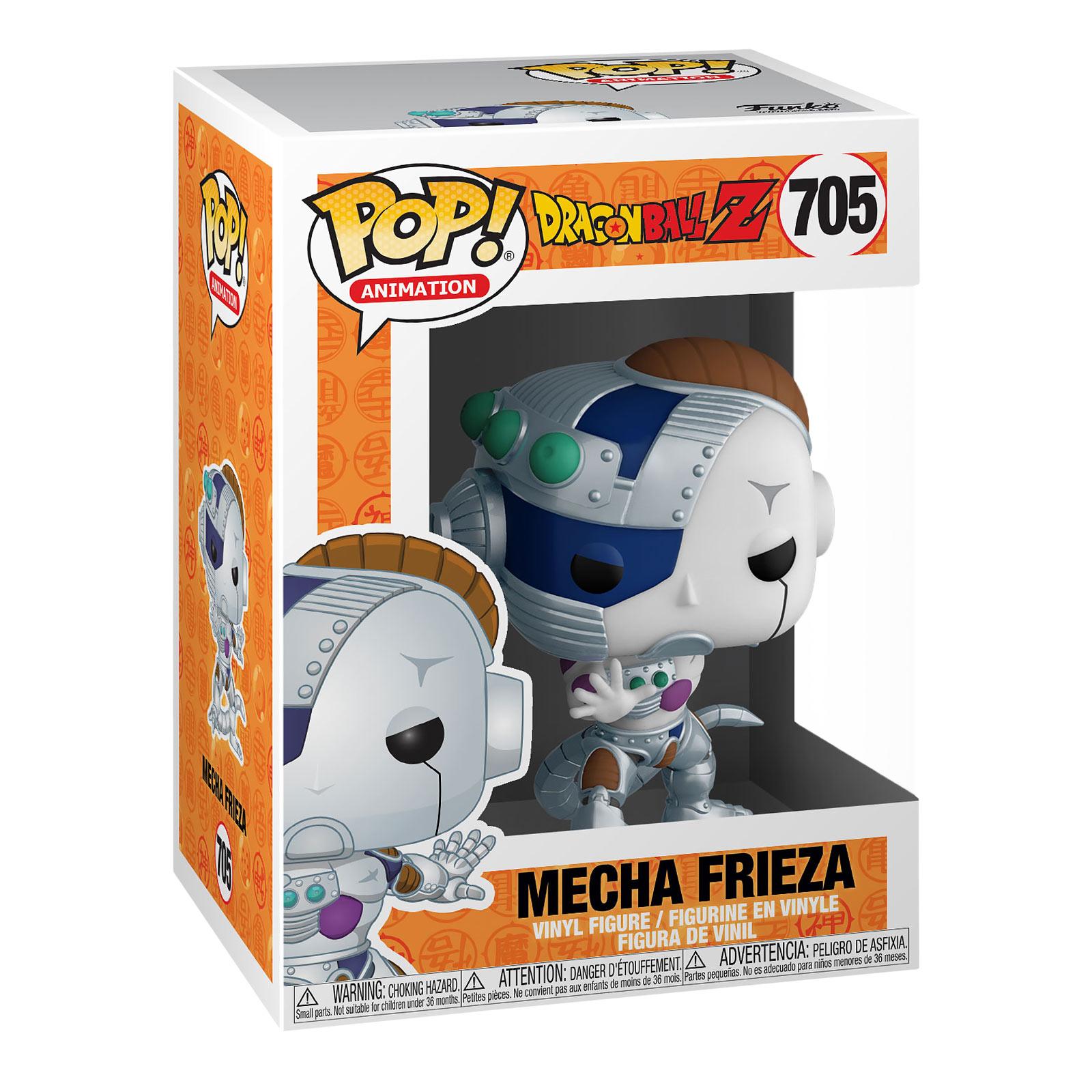Dragon Ball Z - Mecha Freezer Funko Pop Figur