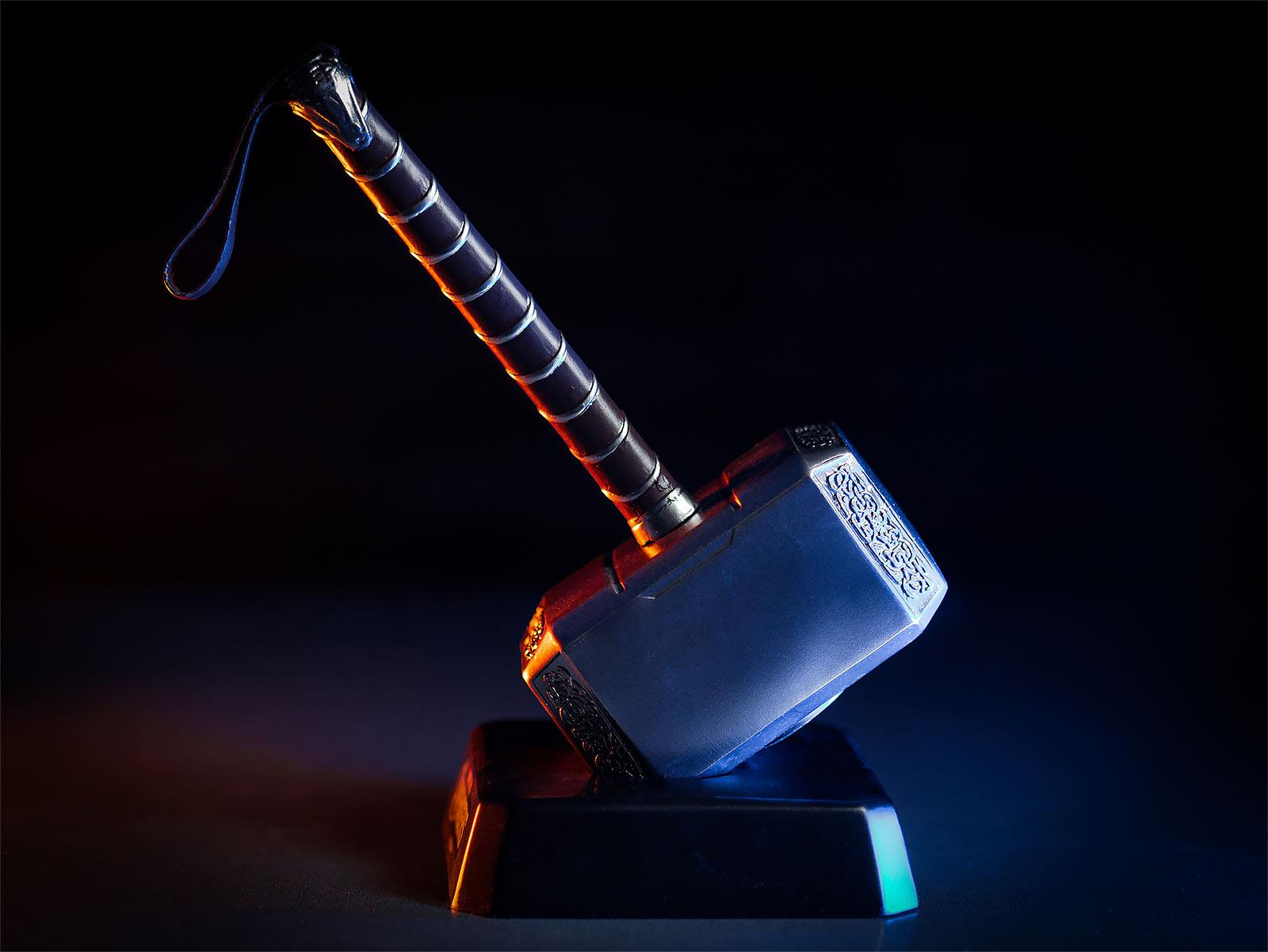 Thor - Mjölnir Hammer Replik Marvel Museum Collection