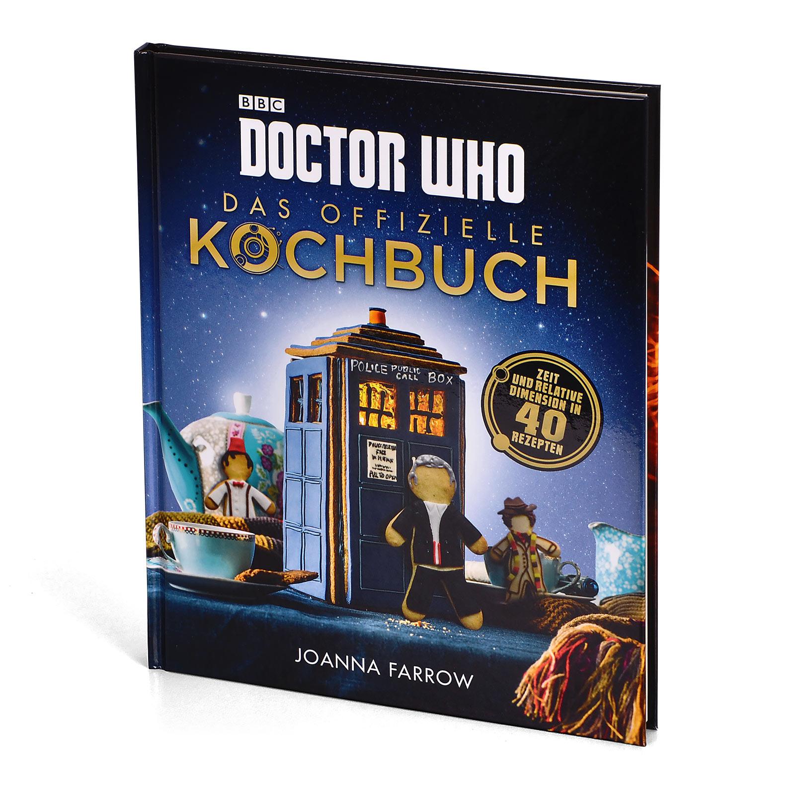 Doctor Who - Das offizielle Kochbuch