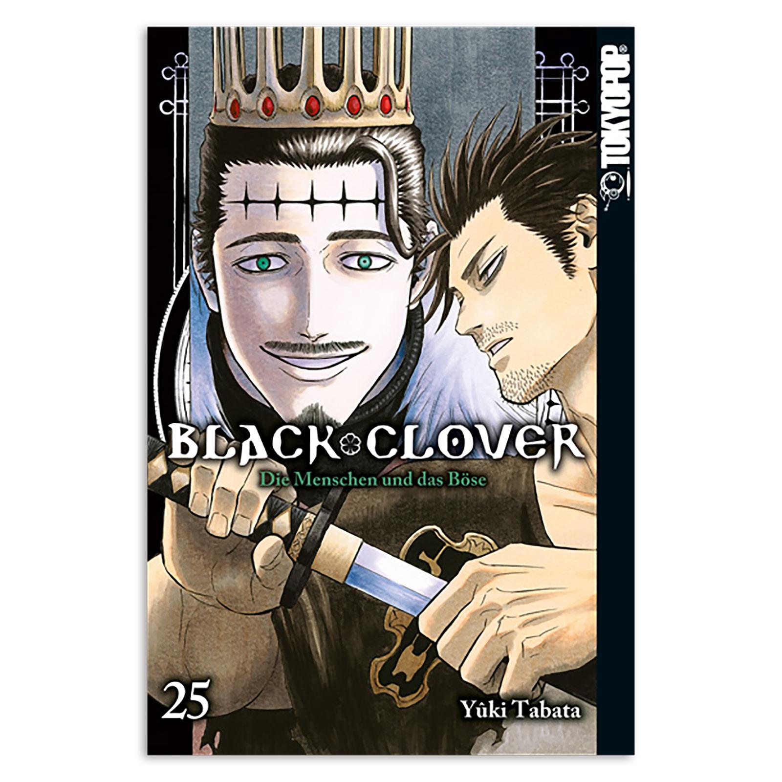 Black Clover - Band 25 Taschenbuch