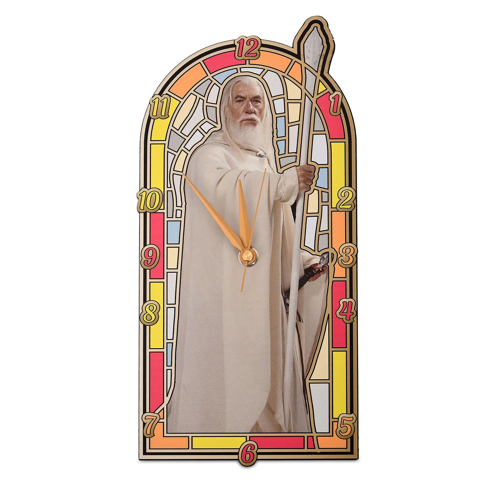 Herr der Ringe - Gandalf Wanduhr