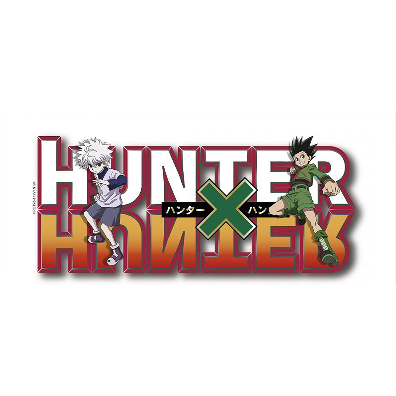 Hunter x Hunter - Gon & Killua Tasse