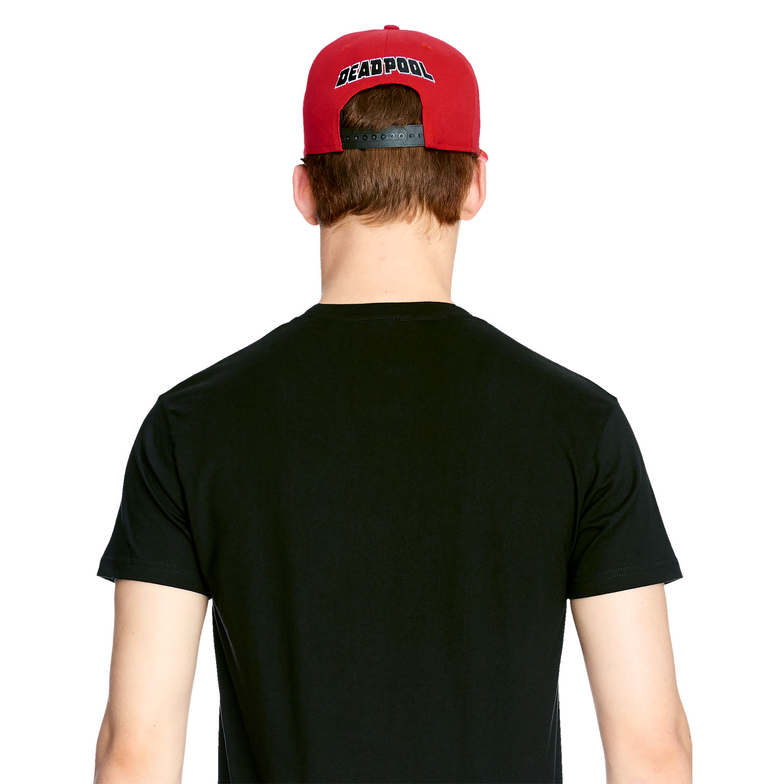 Deadpool Snapback Cap