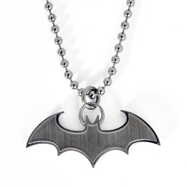 Batman - Fledermaus Anhänger an Kette