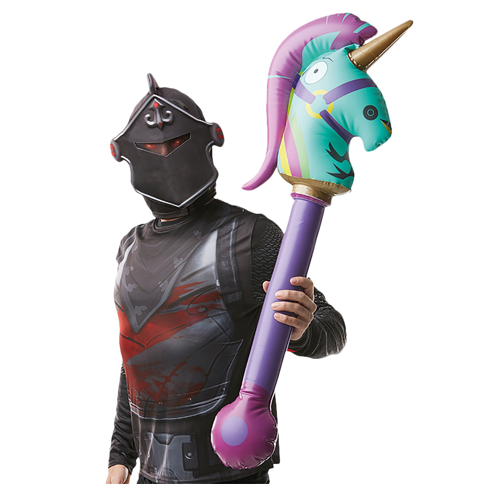 Fortnite - Rainbow Smash Pickaxe aufblasbar