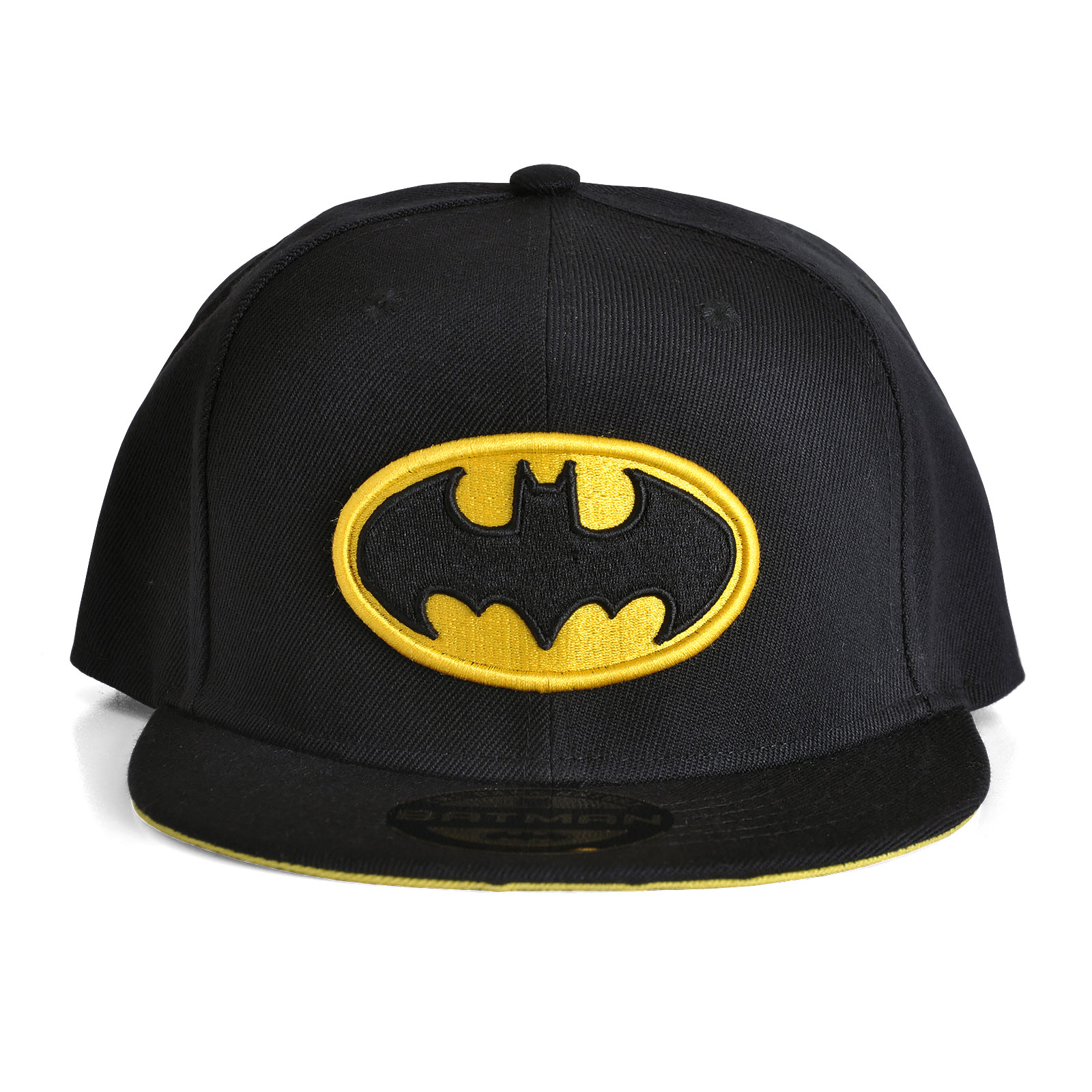 Batman - Classic Logo Snapback Cap