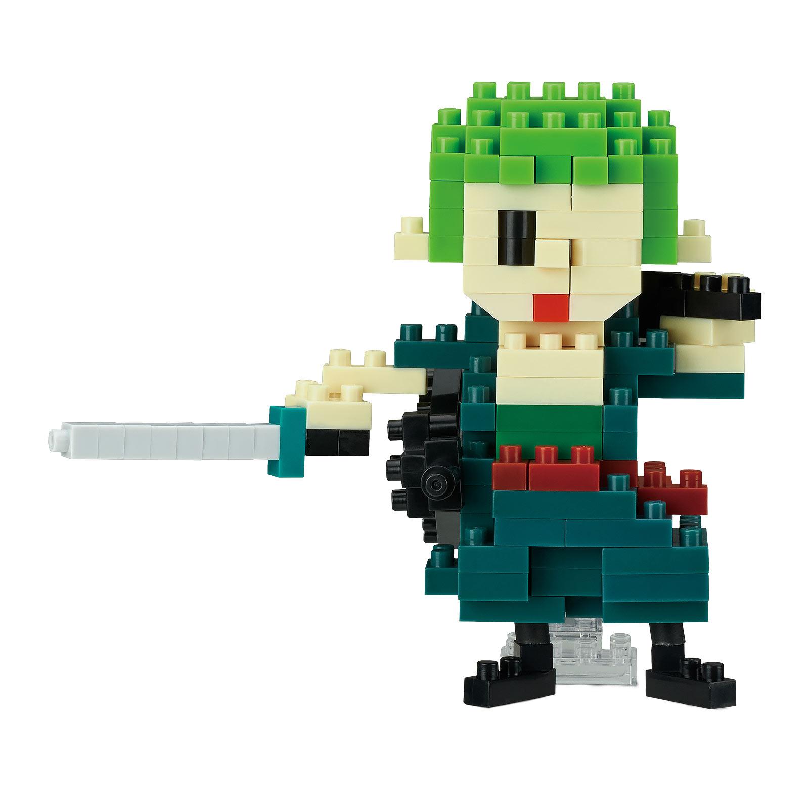 One Piece - Zoro nanoblock Mini Baustein Figur