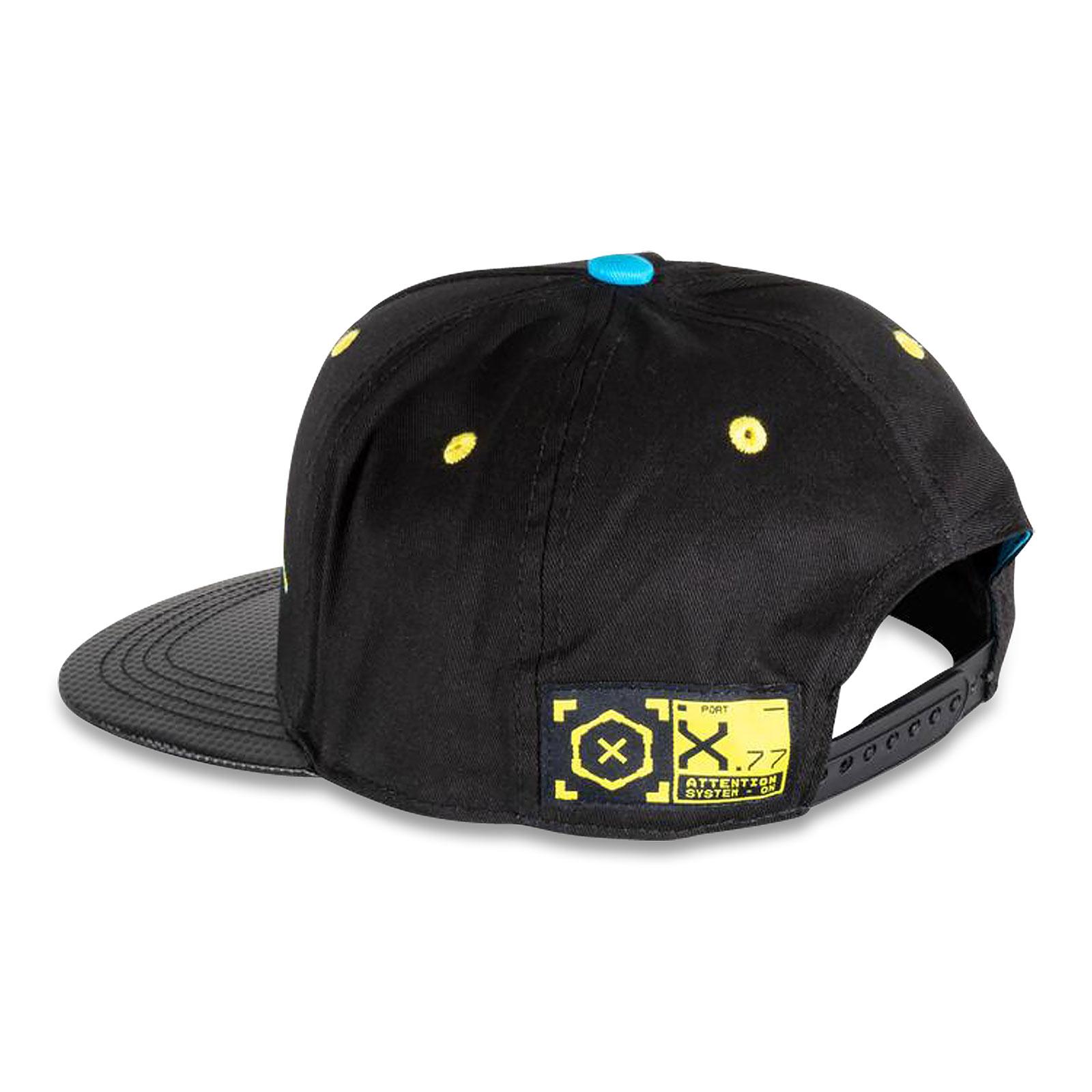 Cyberpunk 2077 - Logo Snapback Cap