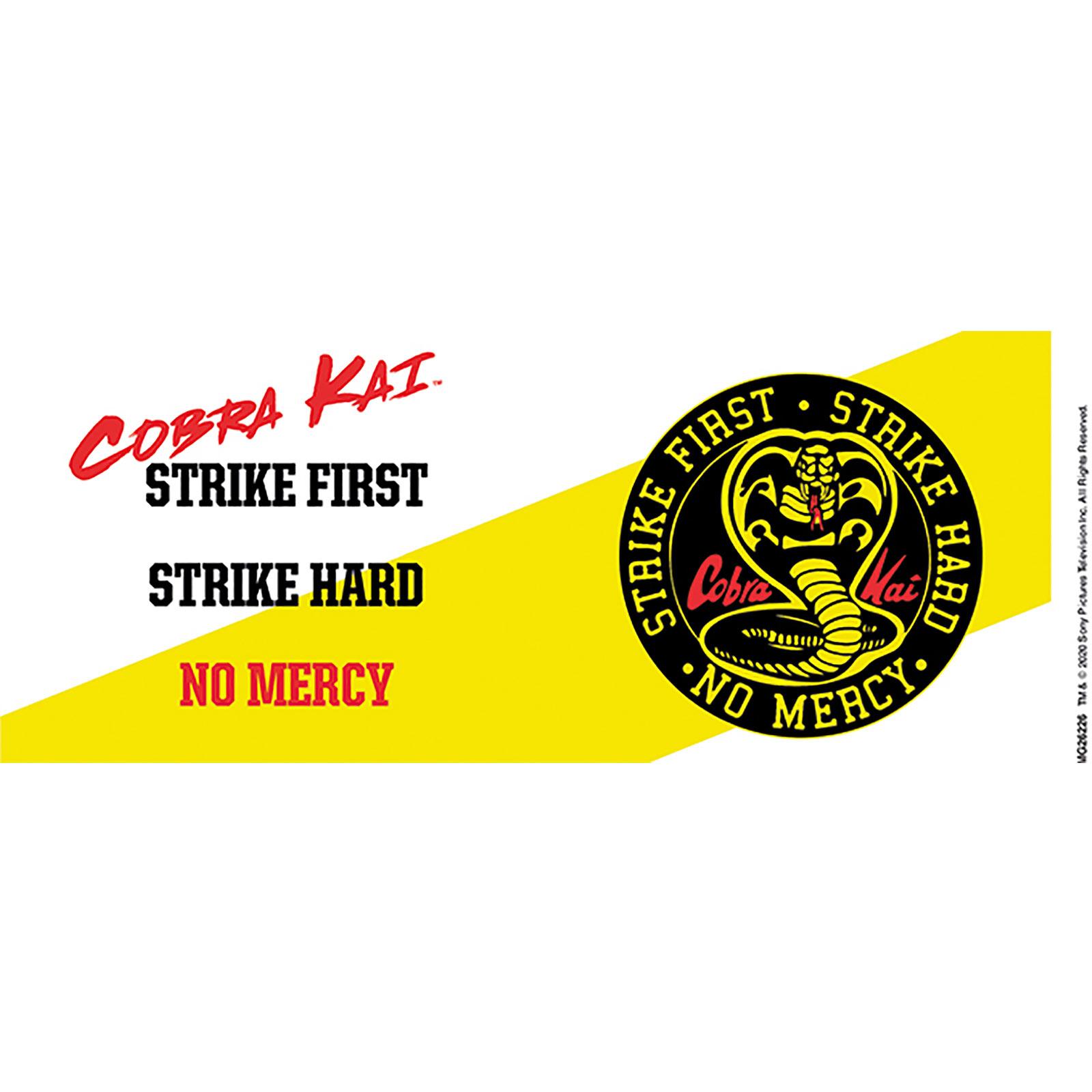 Cobra Kai - No Mercy Tasse
