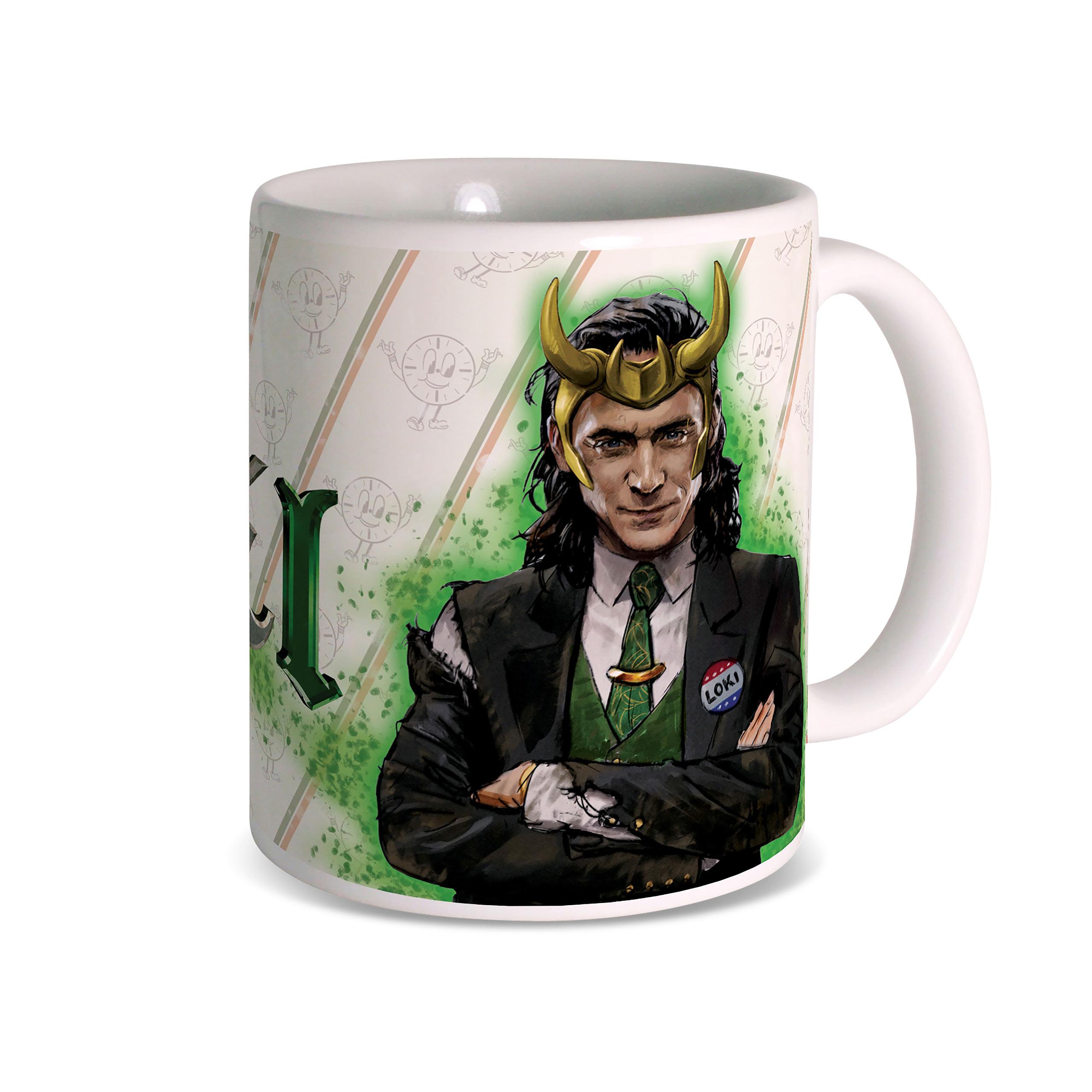 Loki - President Tasse