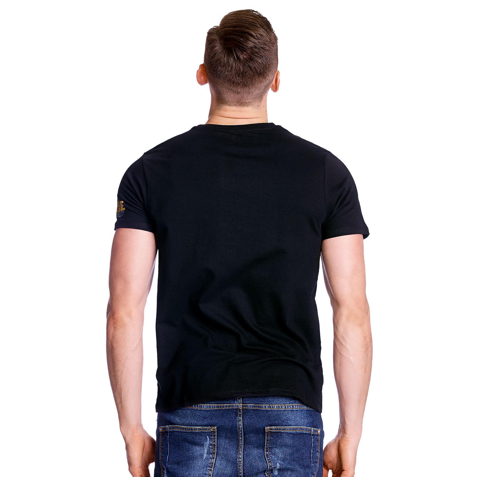 Luke Cage T-Shirt schwarz