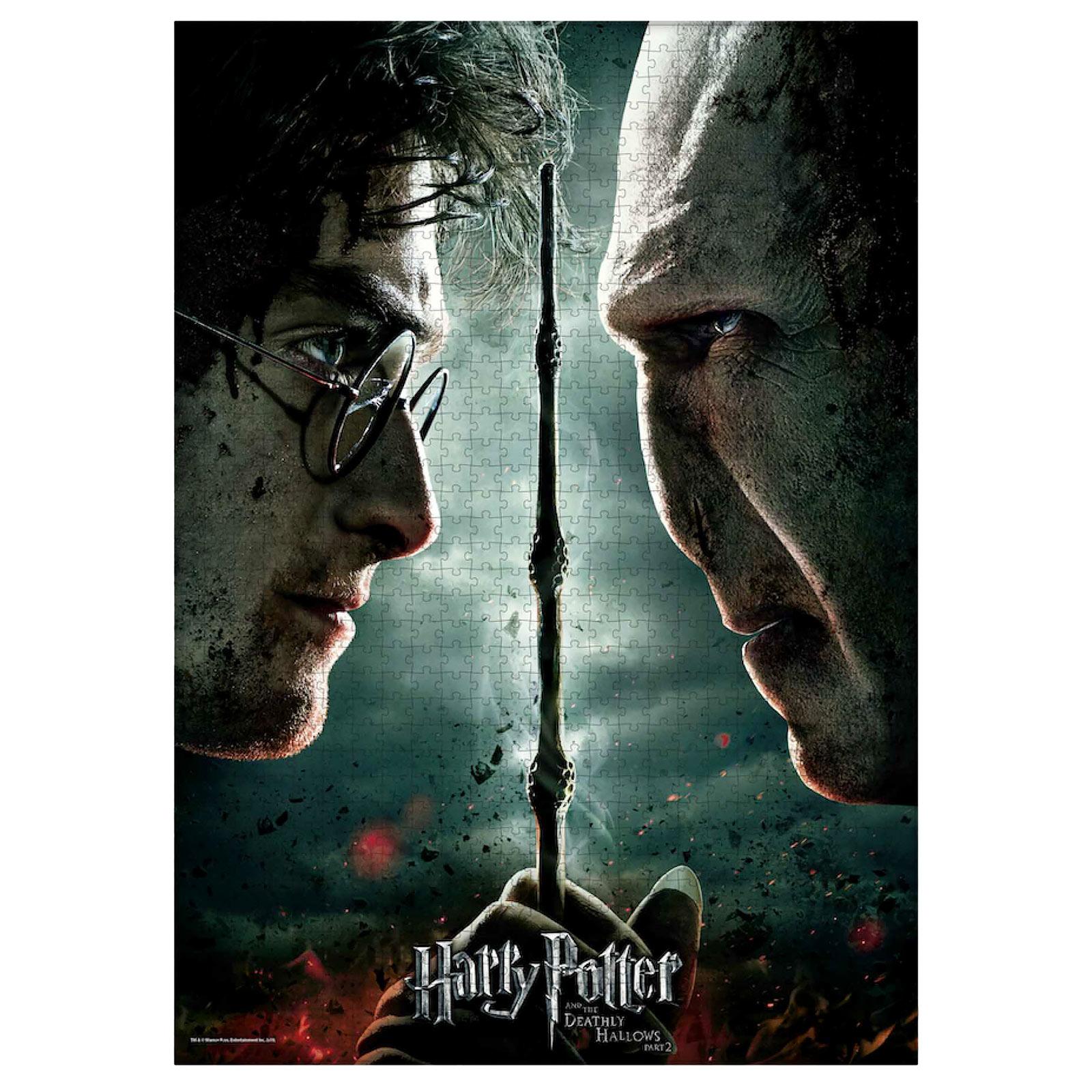 Harry Potter - Harry vs. Voldemort Puzzle