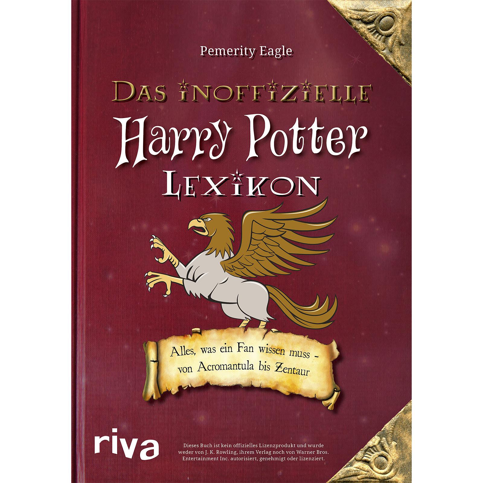 Das inoffizielle Harry Potter Lexikon