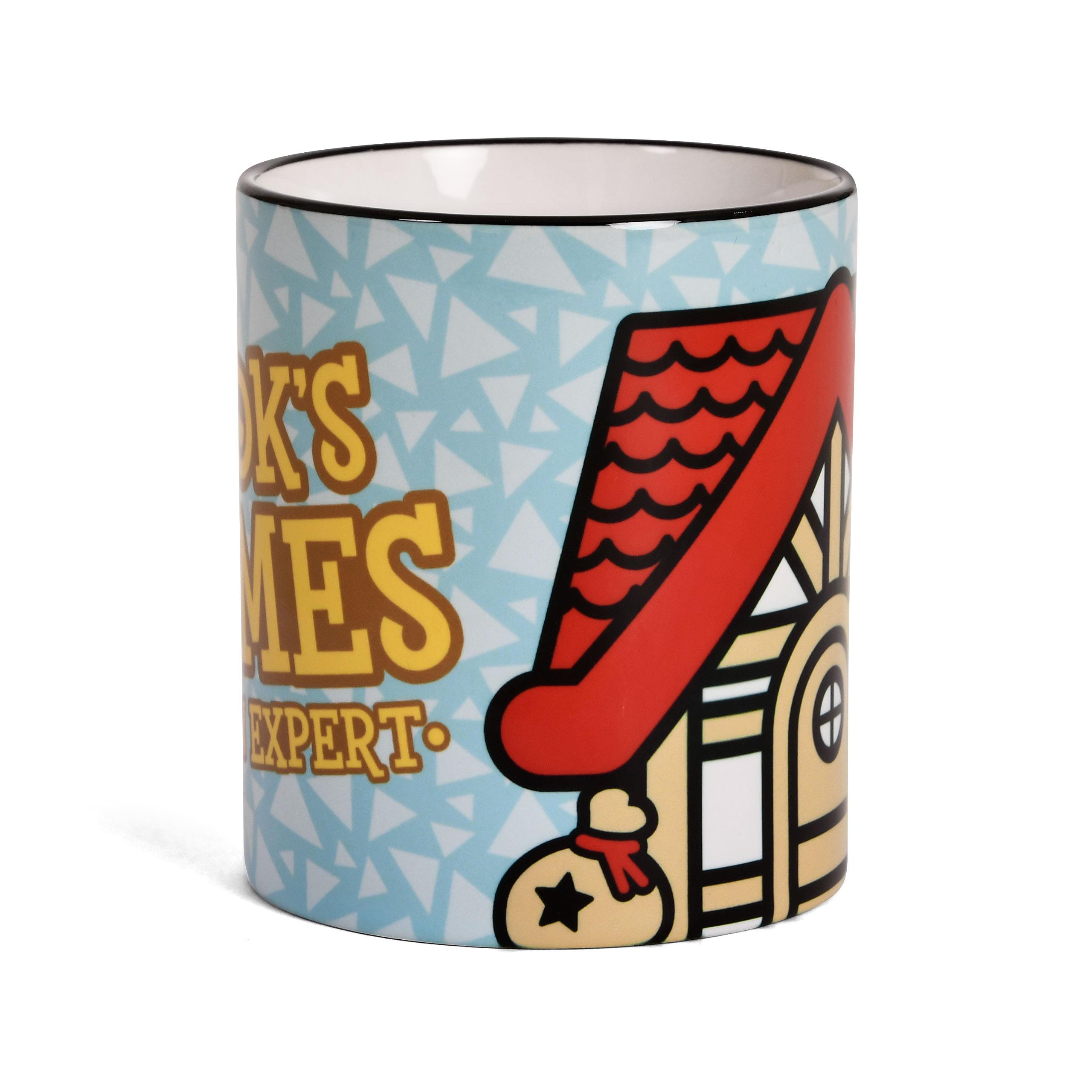 Nook's Homes Tasse für Animal Crossing Fans