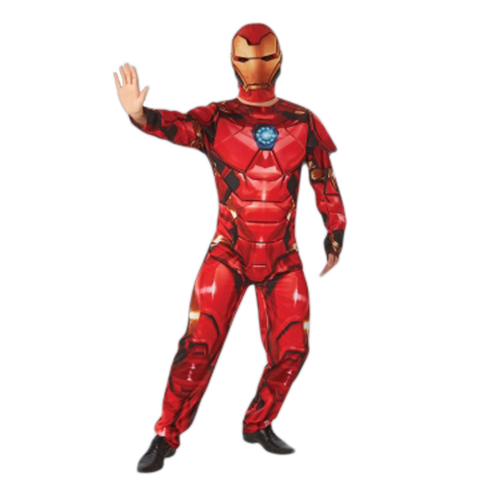 Iron Man Kostüm Herren