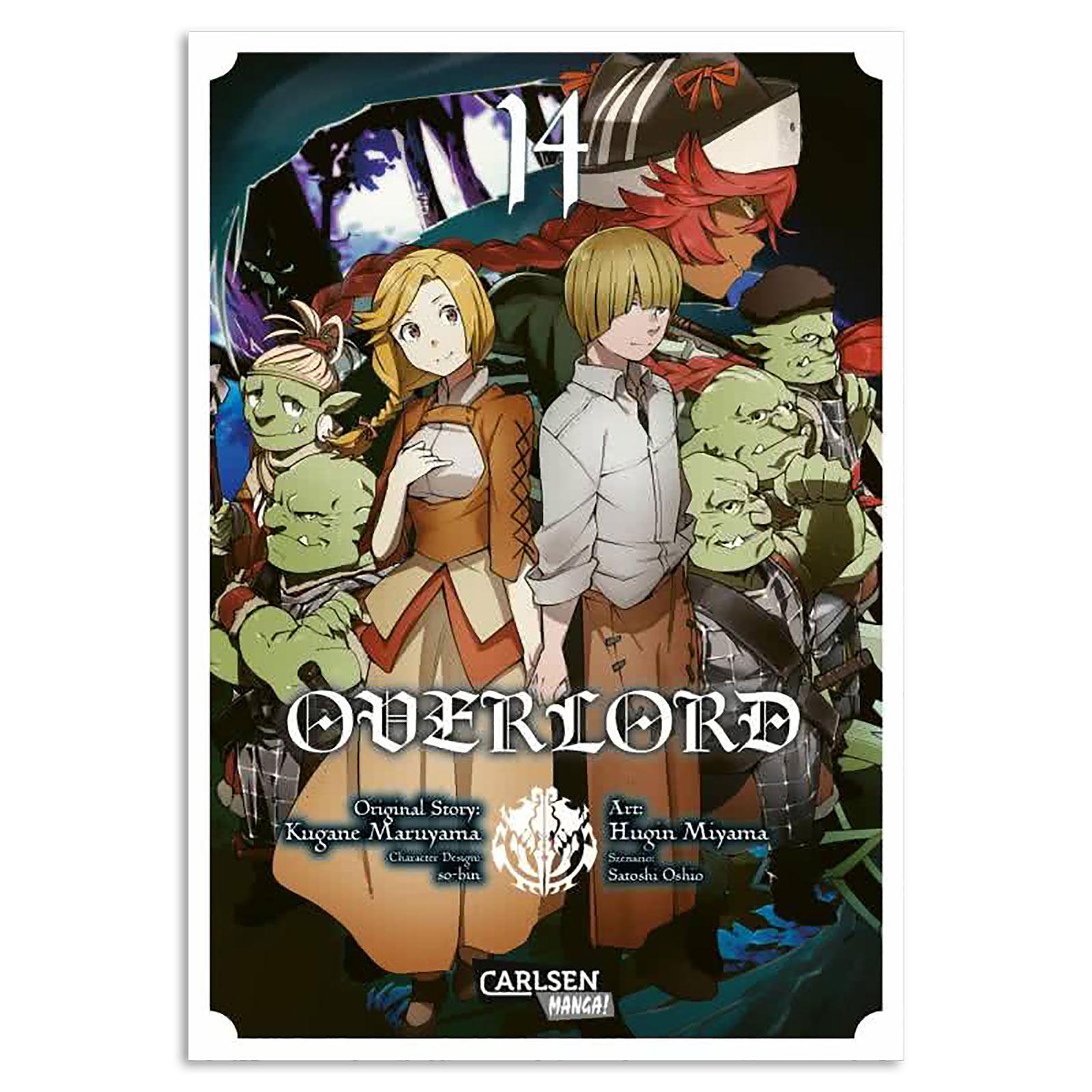 Overlord - Band 14 Taschenbuch