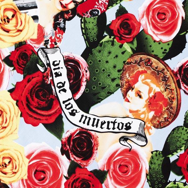 Rockabilly-Kleid Mexico