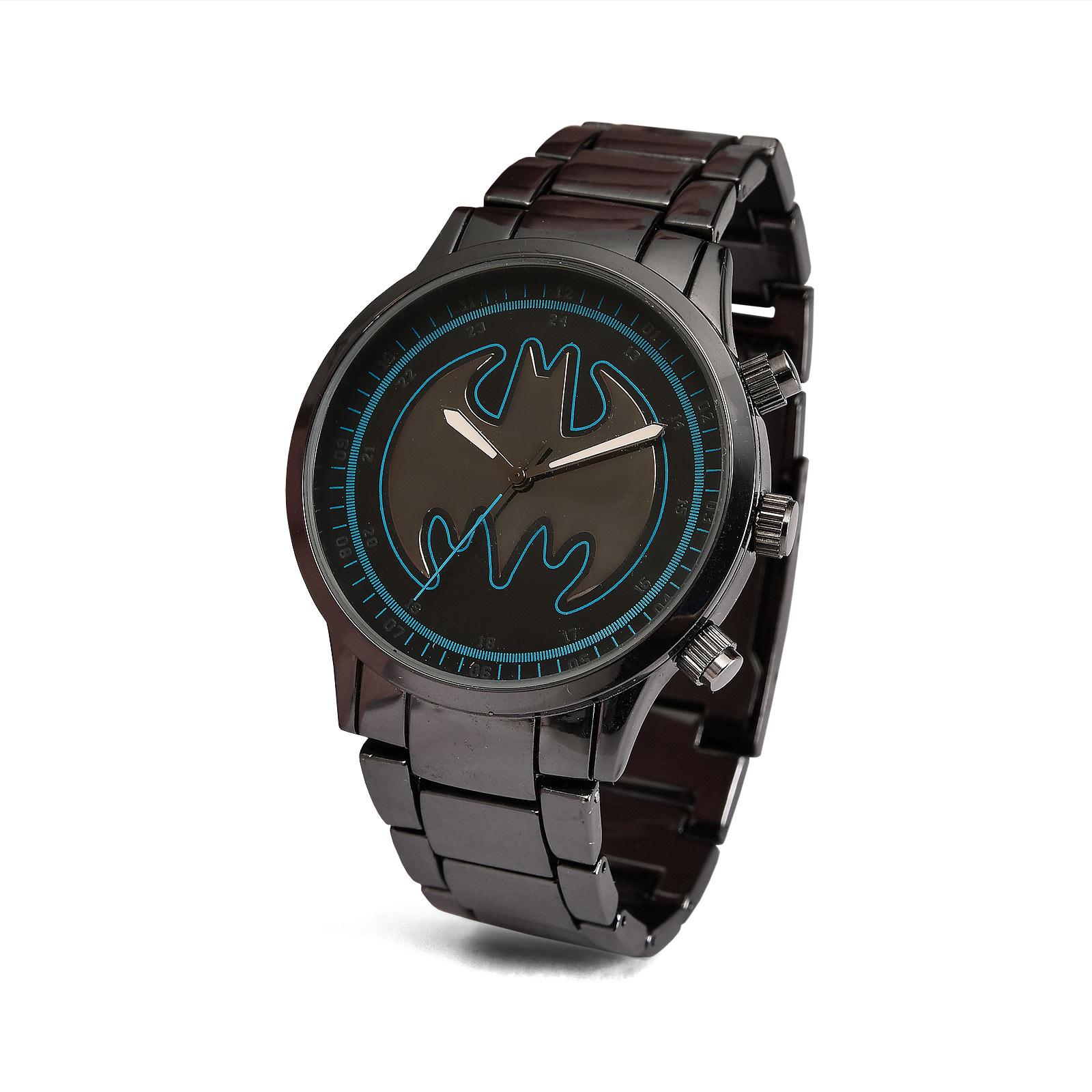 Batman - Classic Logo Armbanduhr