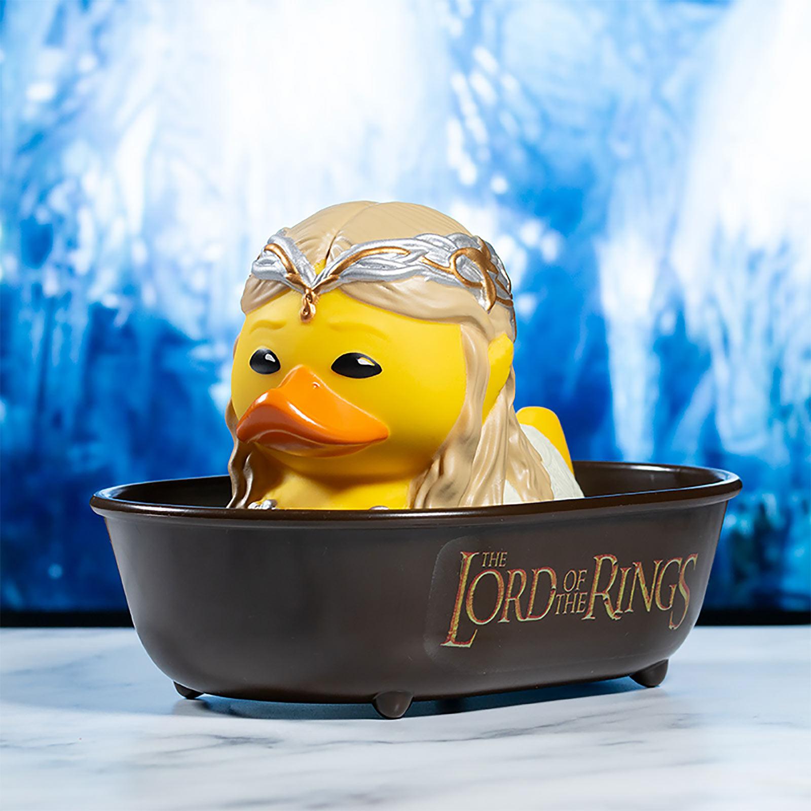 Herr der Ringe - Galadriel TUBBZ Deko Ente