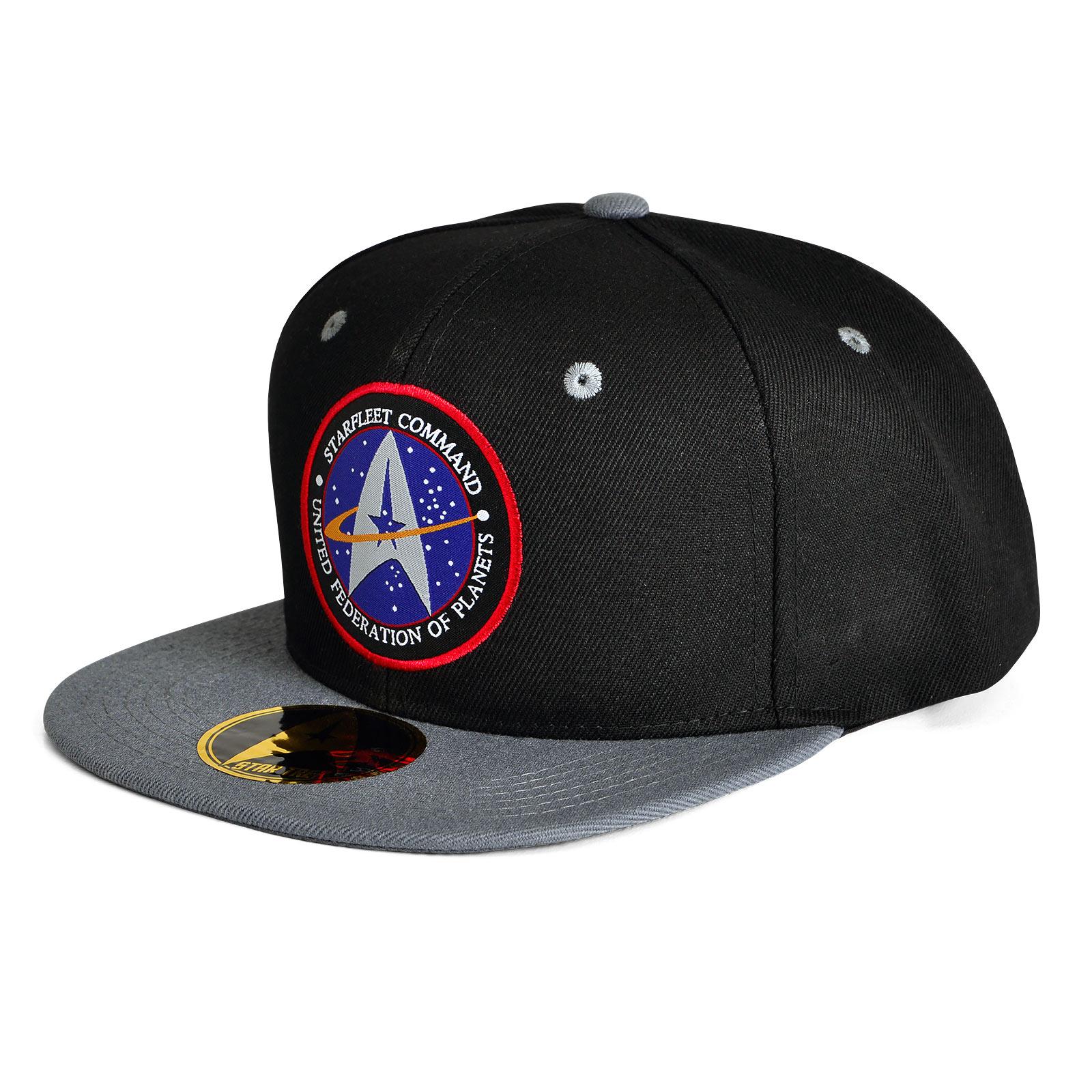 Star Trek - Starfleet Command Logo Basecap
