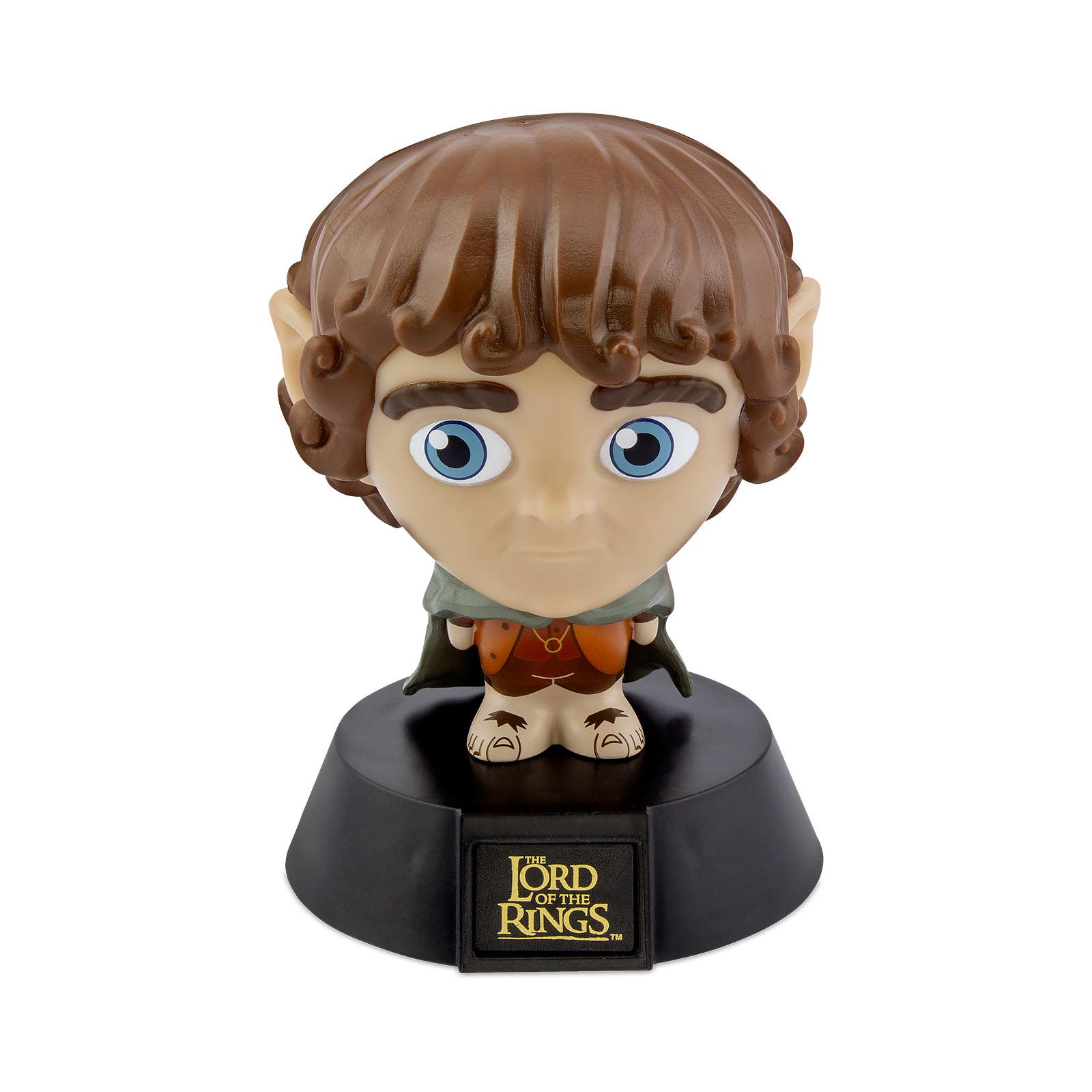 Herr der Ringe - Frodo Icons 3D Tischlampe