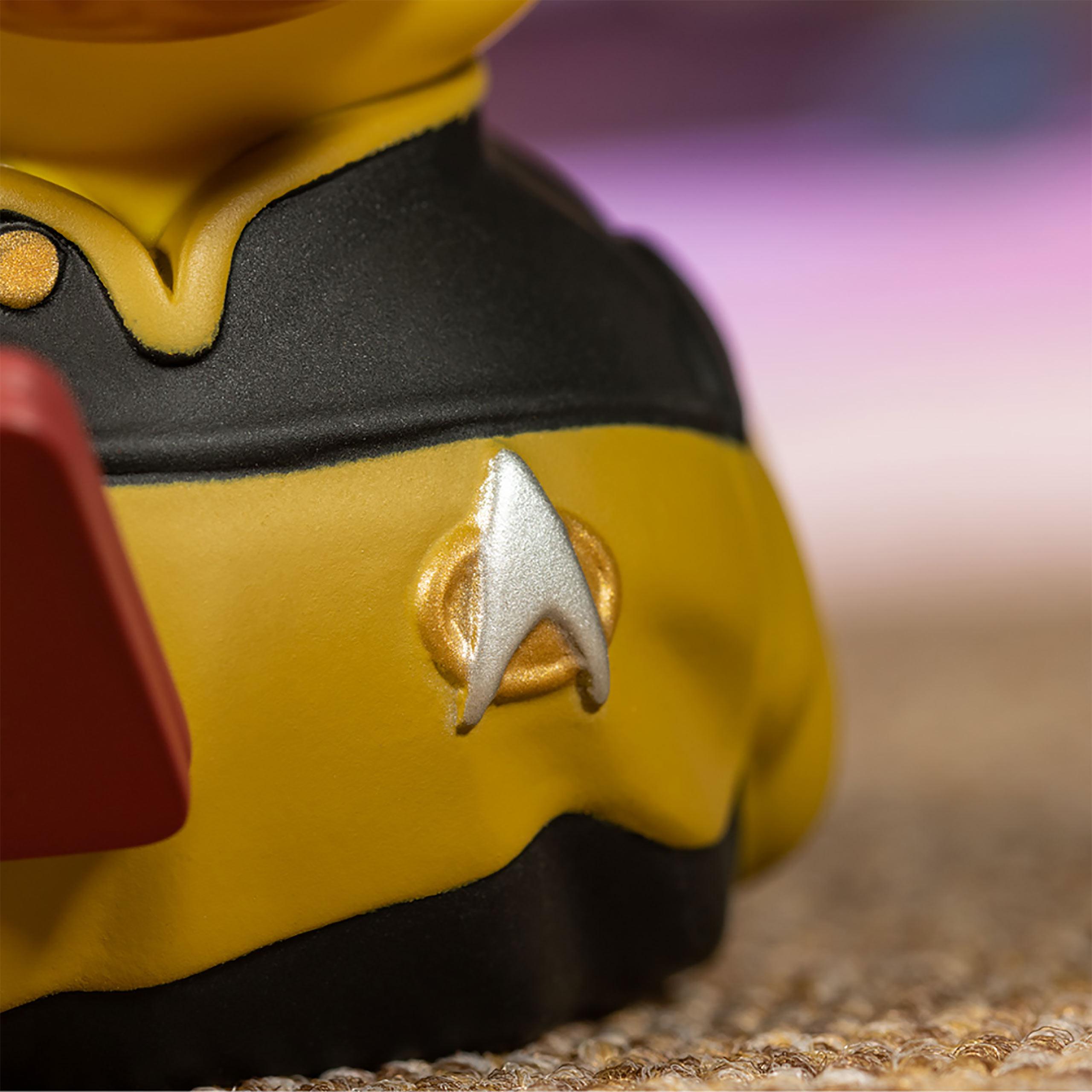 Star Trek - Geordi La Forge TUBBZ Deko Ente